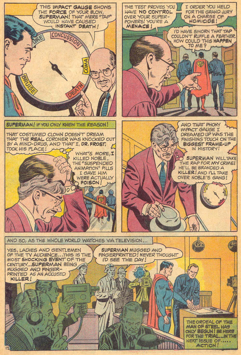 Read online Action Comics (1938) comic -  Issue #358 - 16