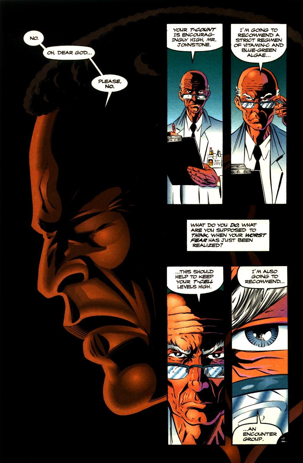 Read online ShadowHawk comic -  Issue #10 - 4