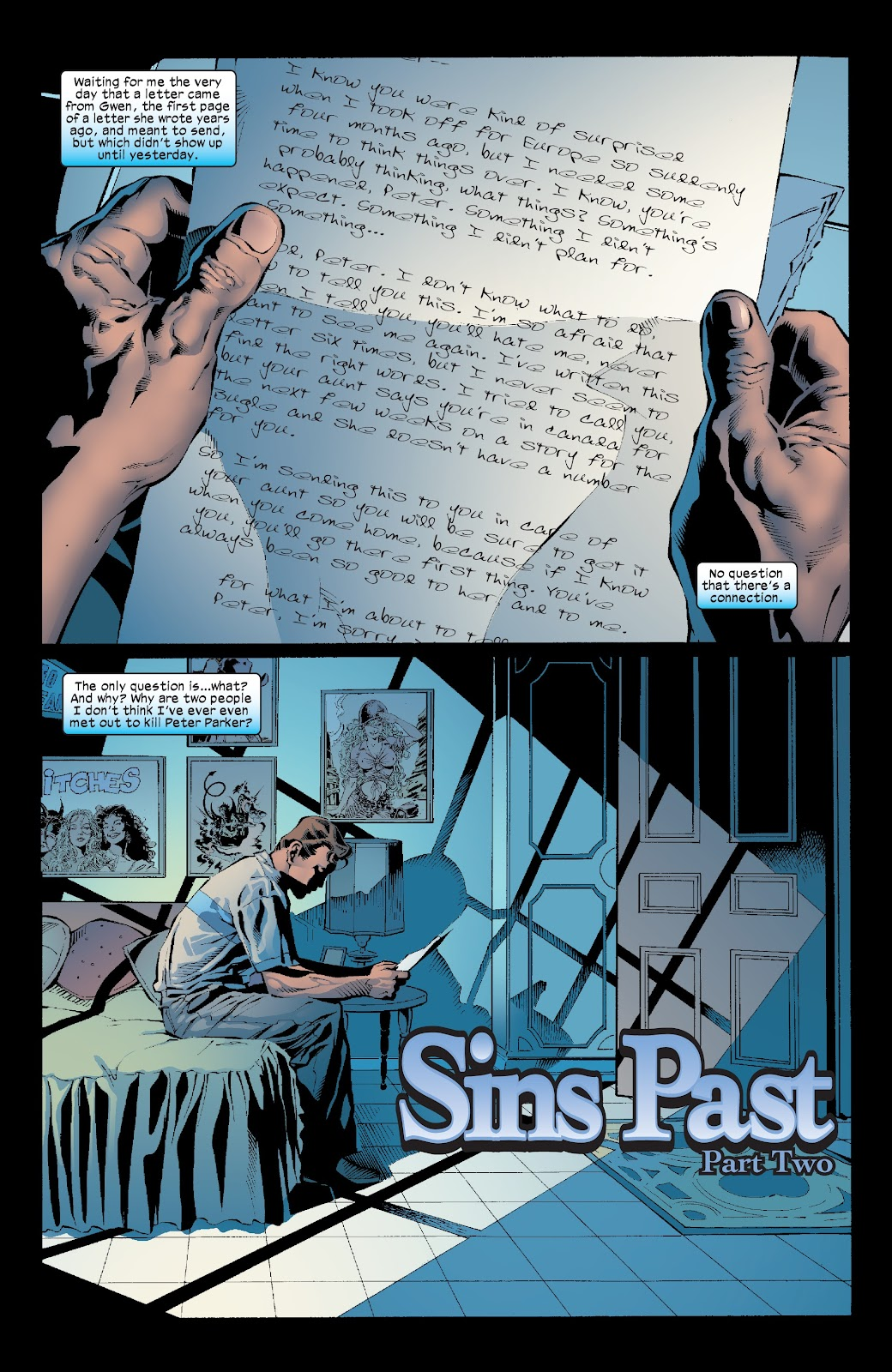 The Amazing Spider-Man by JMS Ultimate Collection issue TPB 3 (Part 2) - Page 64