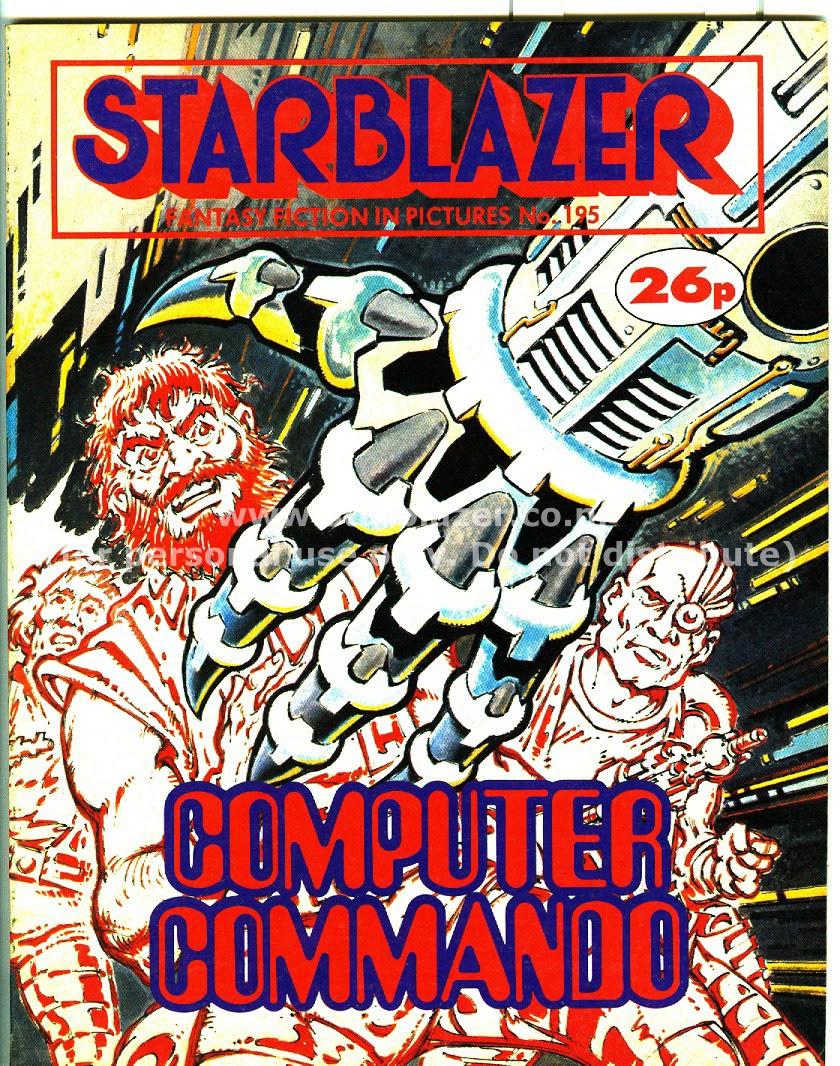 Starblazer issue 195 - Page 1