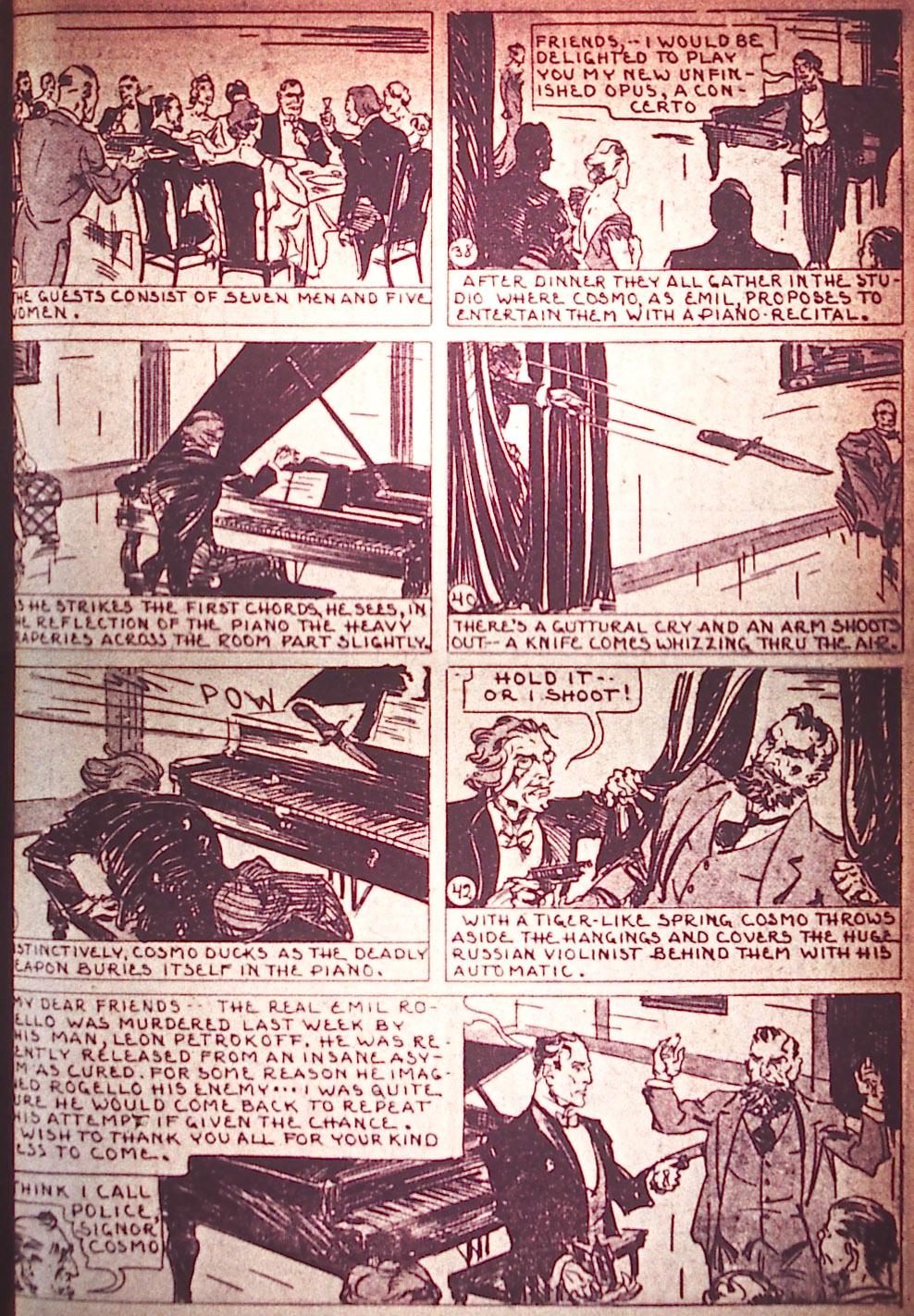 Read online Detective Comics (1937) comic -  Issue #7 - 21