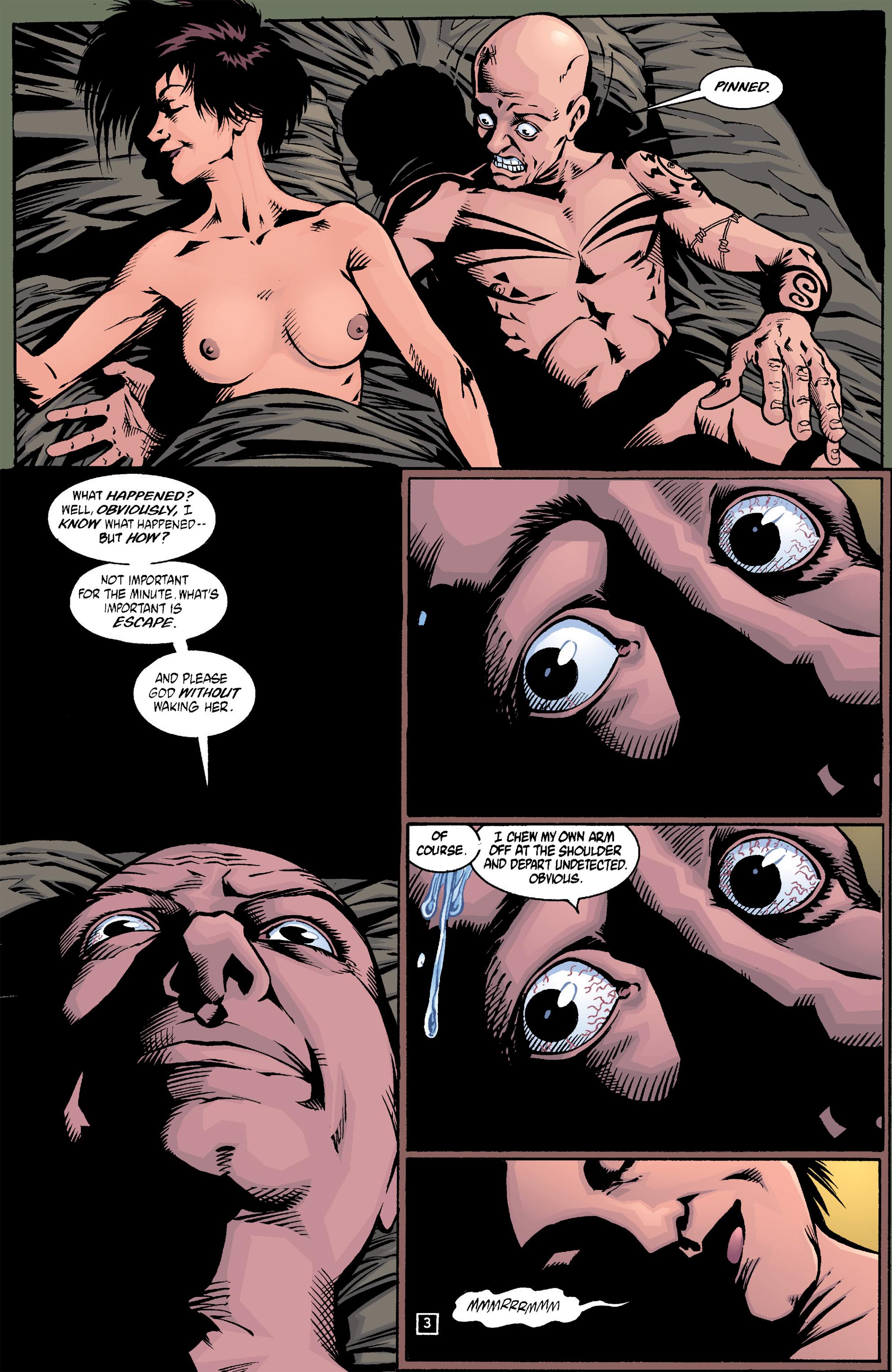 Read online Transmetropolitan comic -  Issue #17 - 4