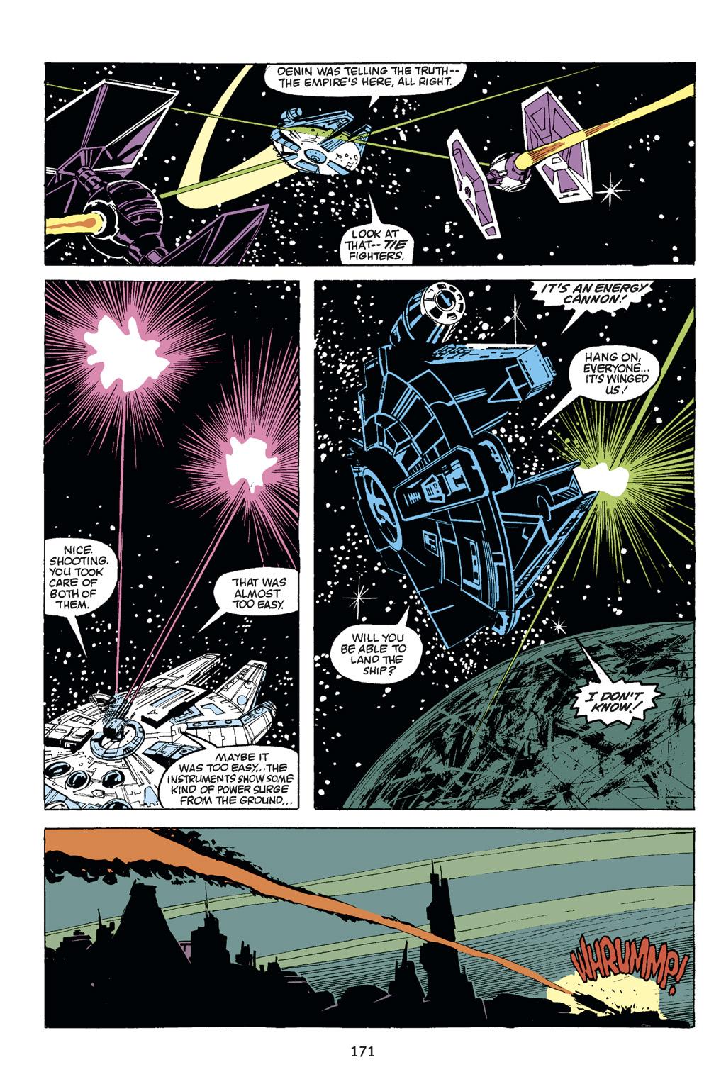 Read online Star Wars Omnibus comic -  Issue # Vol. 21 - 164