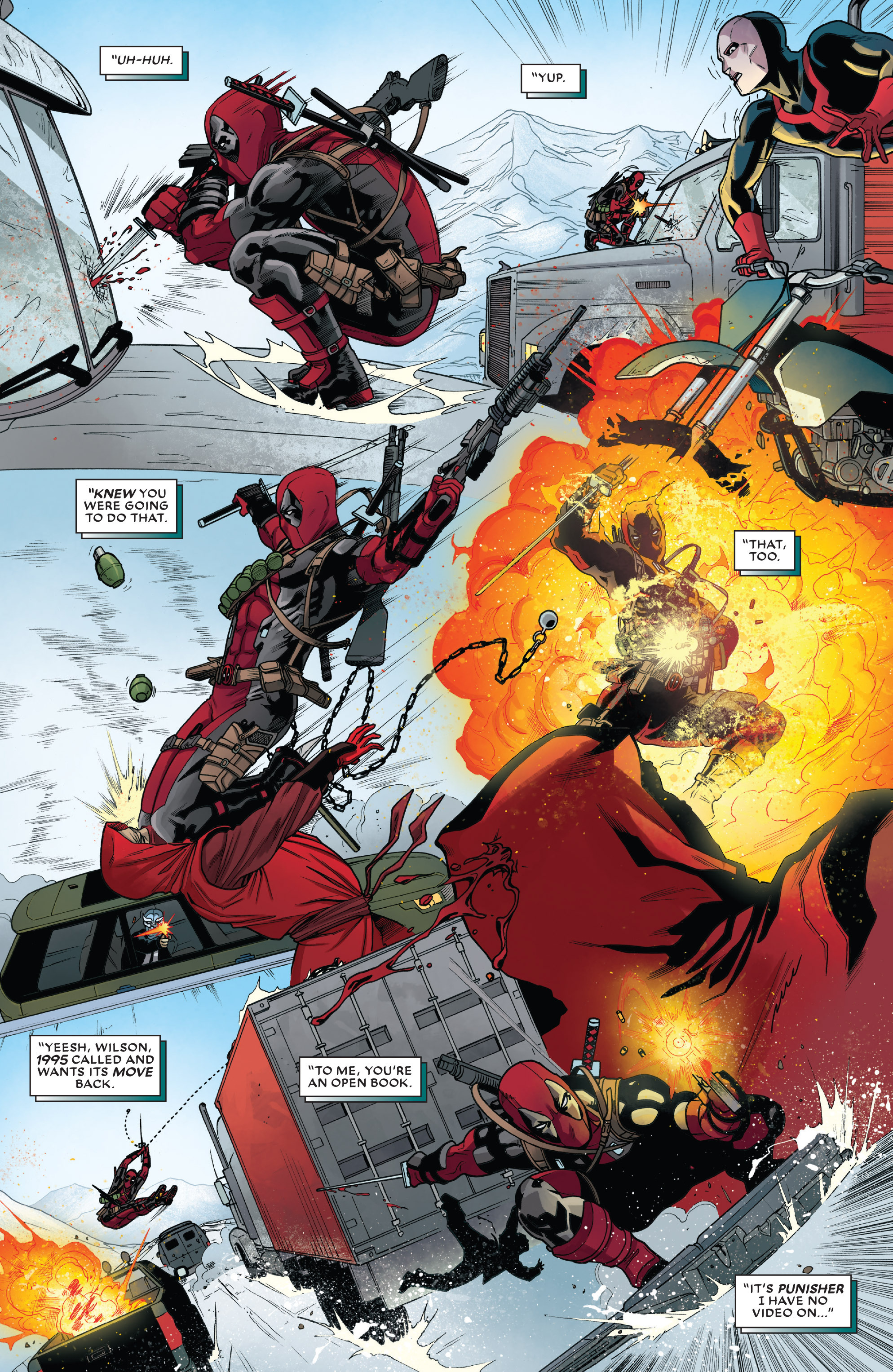 Read online Deadpool vs. The Punisher comic -  Issue #3 - 7