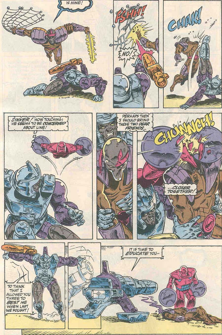 The Transformers (UK) 316 Page 2