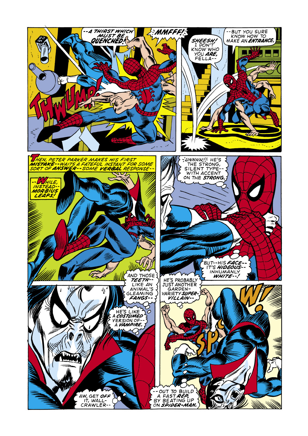 The Amazing Spider-Man (1963) 101 Page 16