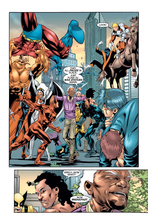 Read online Alpha Flight (2004) comic -  Issue #8 - 19