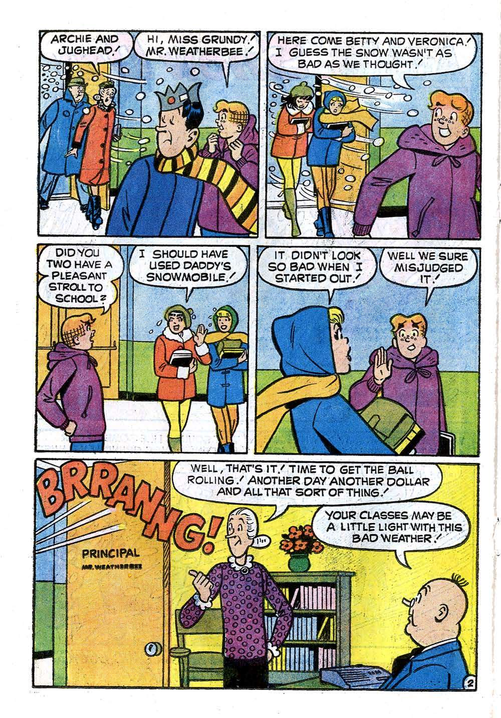 Read online Archie (1960) comic -  Issue #232 - 14