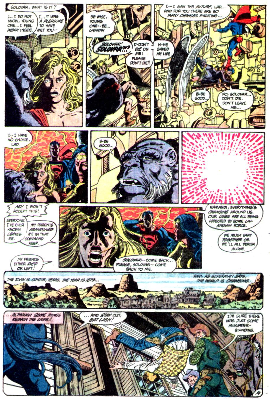 Read online Crisis on Infinite Earths (1985) comic -  Issue #3 - 20