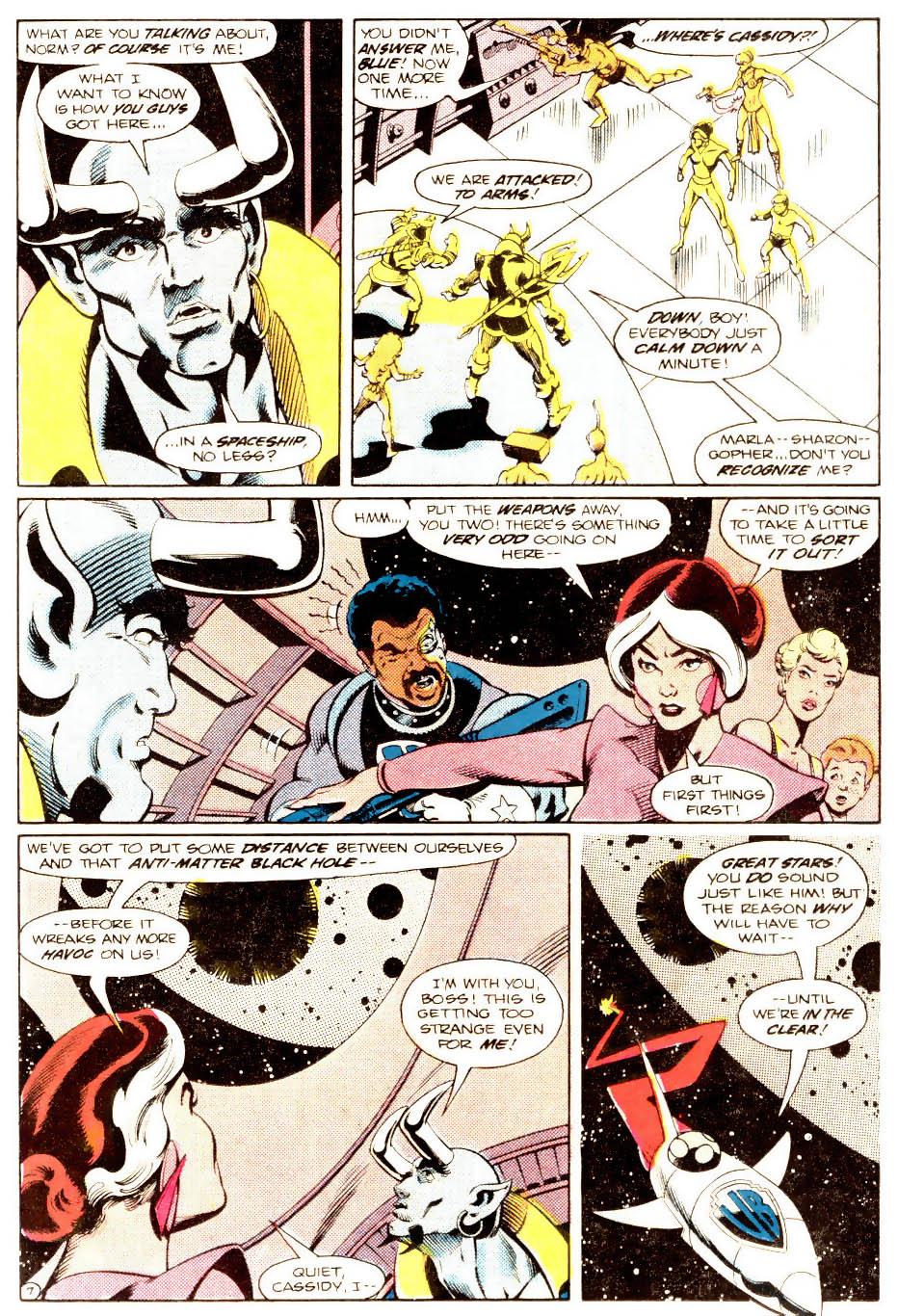 Blue Devil 18 Page 7