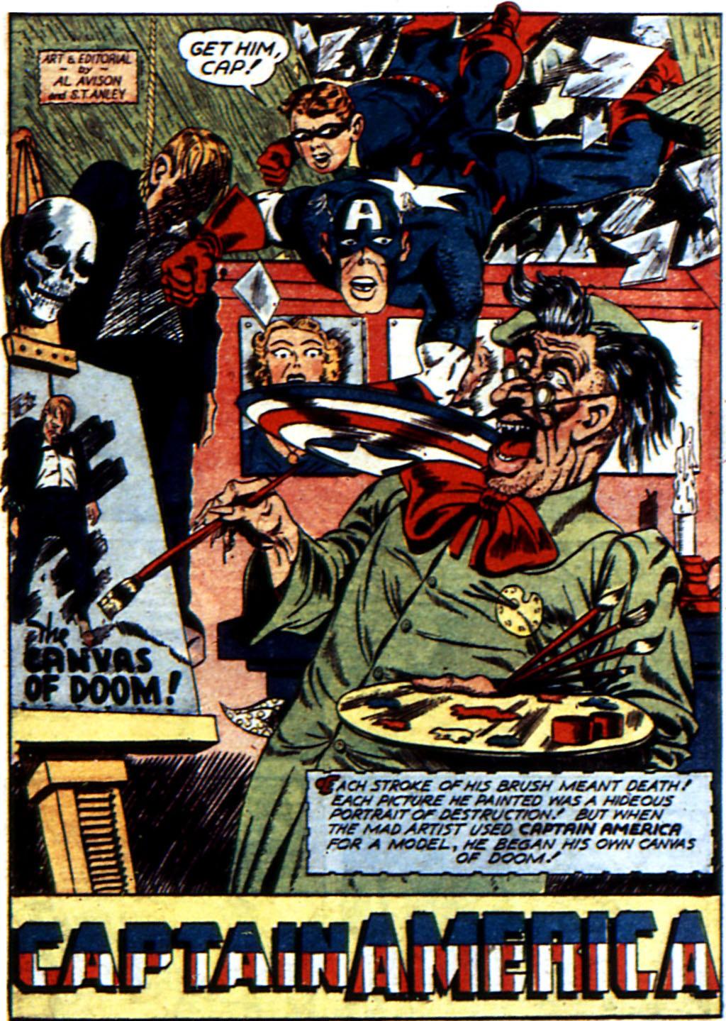 Read online All-Winners Comics comic -  Issue #3 - 16