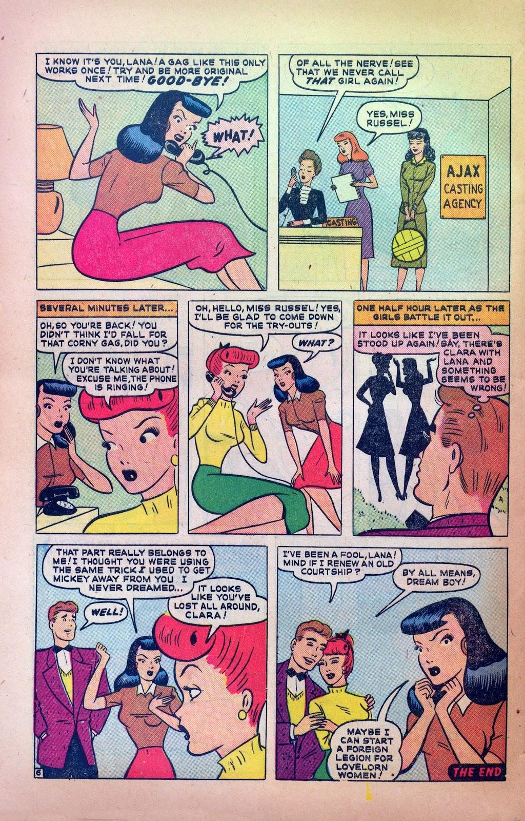 Read online Joker Comics comic -  Issue #42 - 32