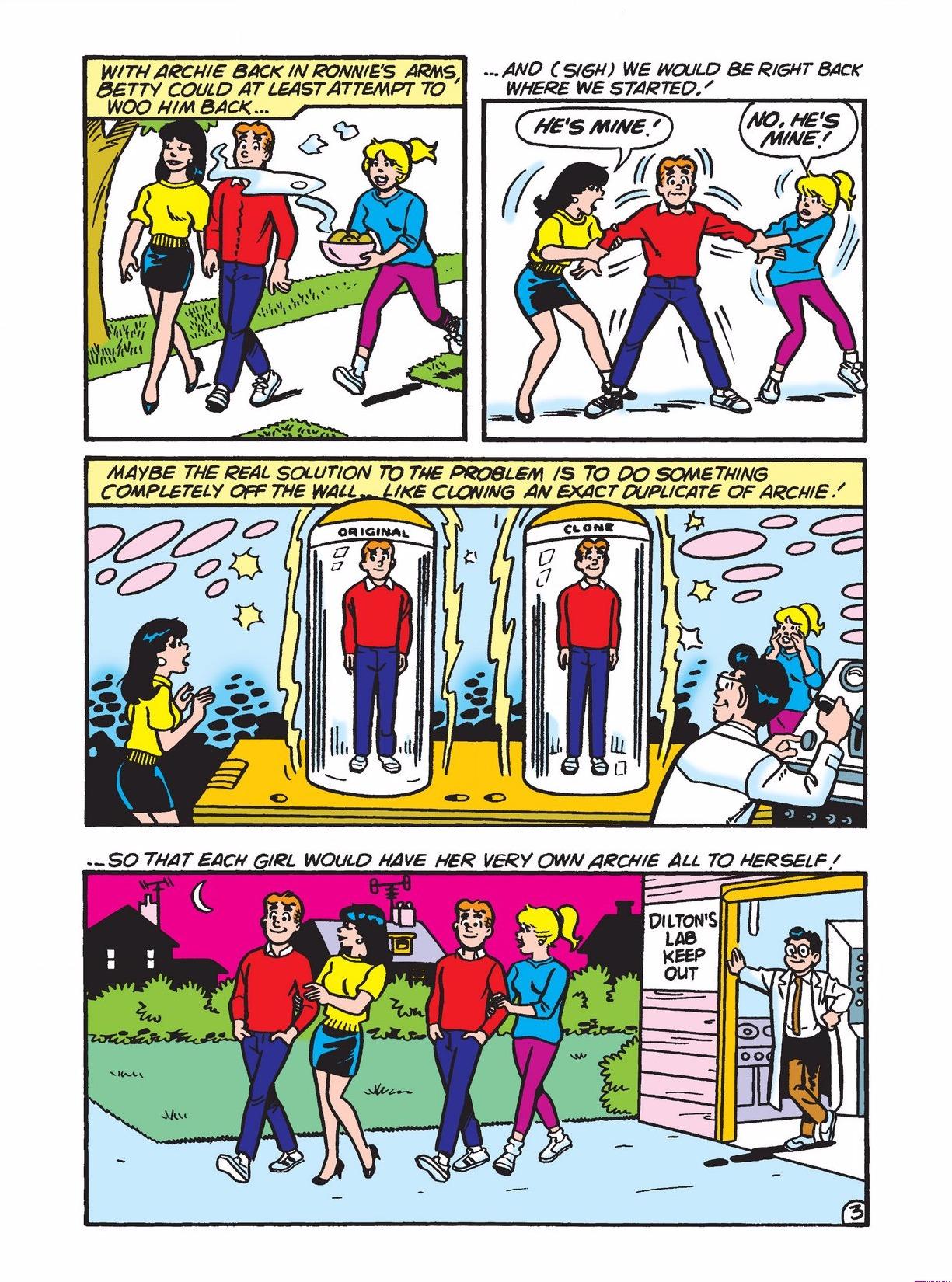 Read online Archie 1000 Page Comics Bonanza comic -  Issue #3 (Part 2) - 89