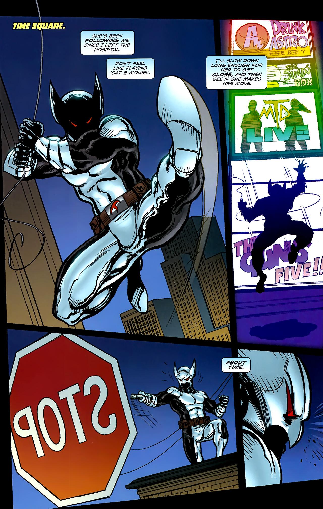 Read online ShadowHawk (2010) comic -  Issue #2 - 10