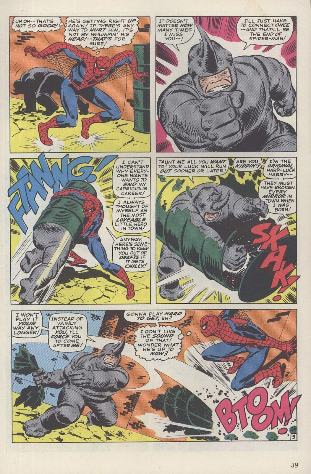 The Amazing Spider-Man (1979) issue TPB - Page 41