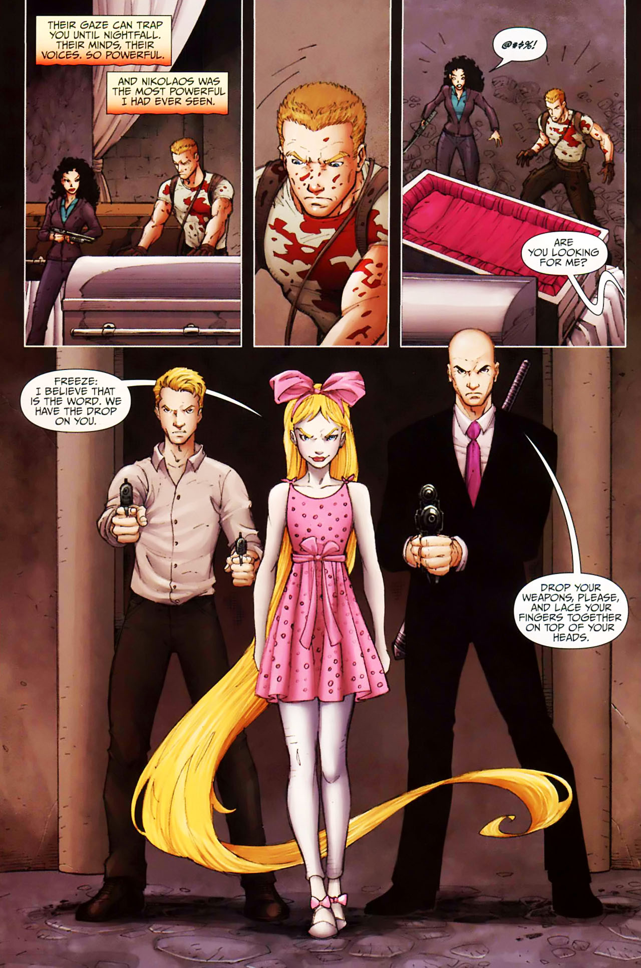Read online Anita Blake, Vampire Hunter: Guilty Pleasures comic -  Issue #11 - 21