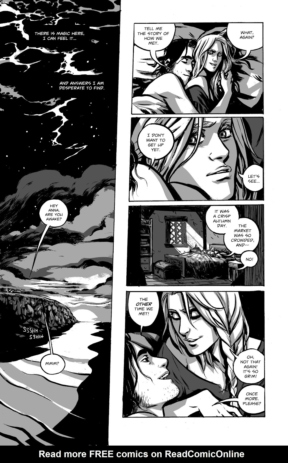 Read online Demeter comic -  Issue # Full - 6