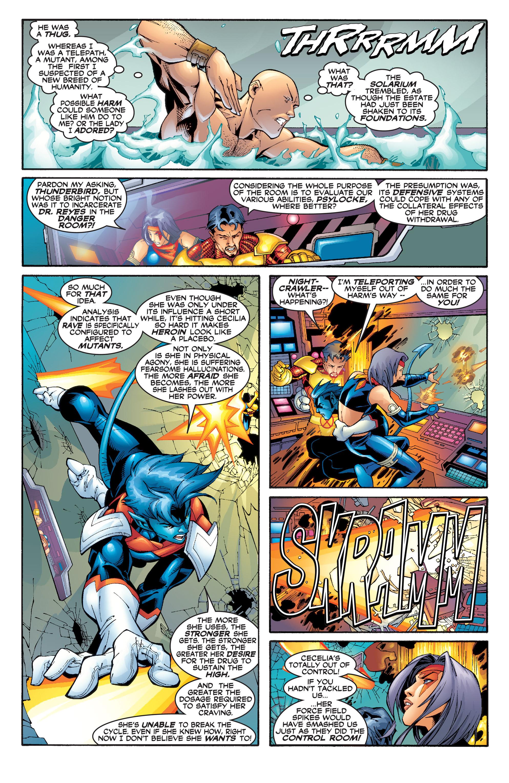 Read online Uncanny X-Men (1963) comic -  Issue #389 - 10