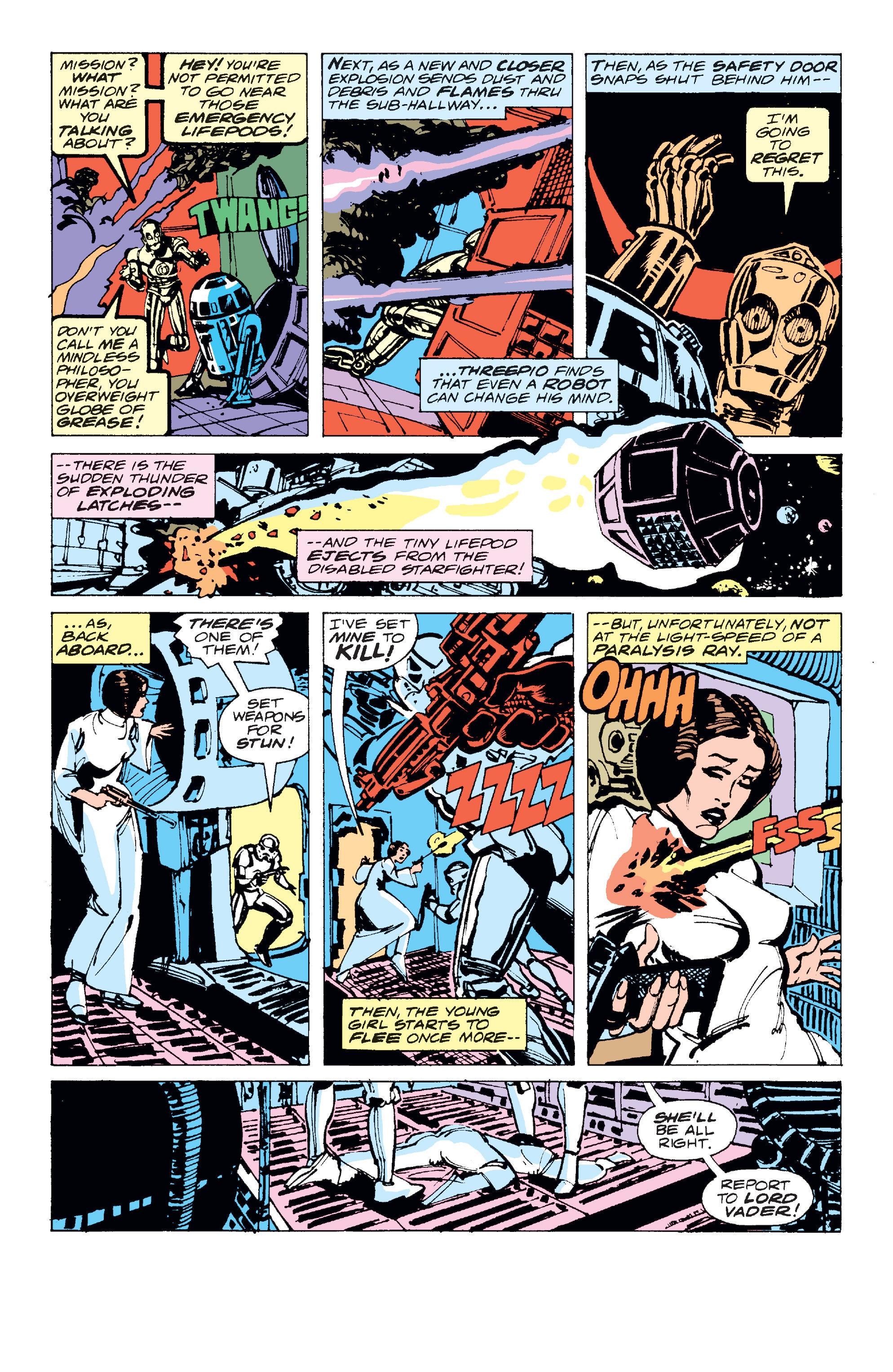 Read online Star Wars Omnibus comic -  Issue # Vol. 13 - 9