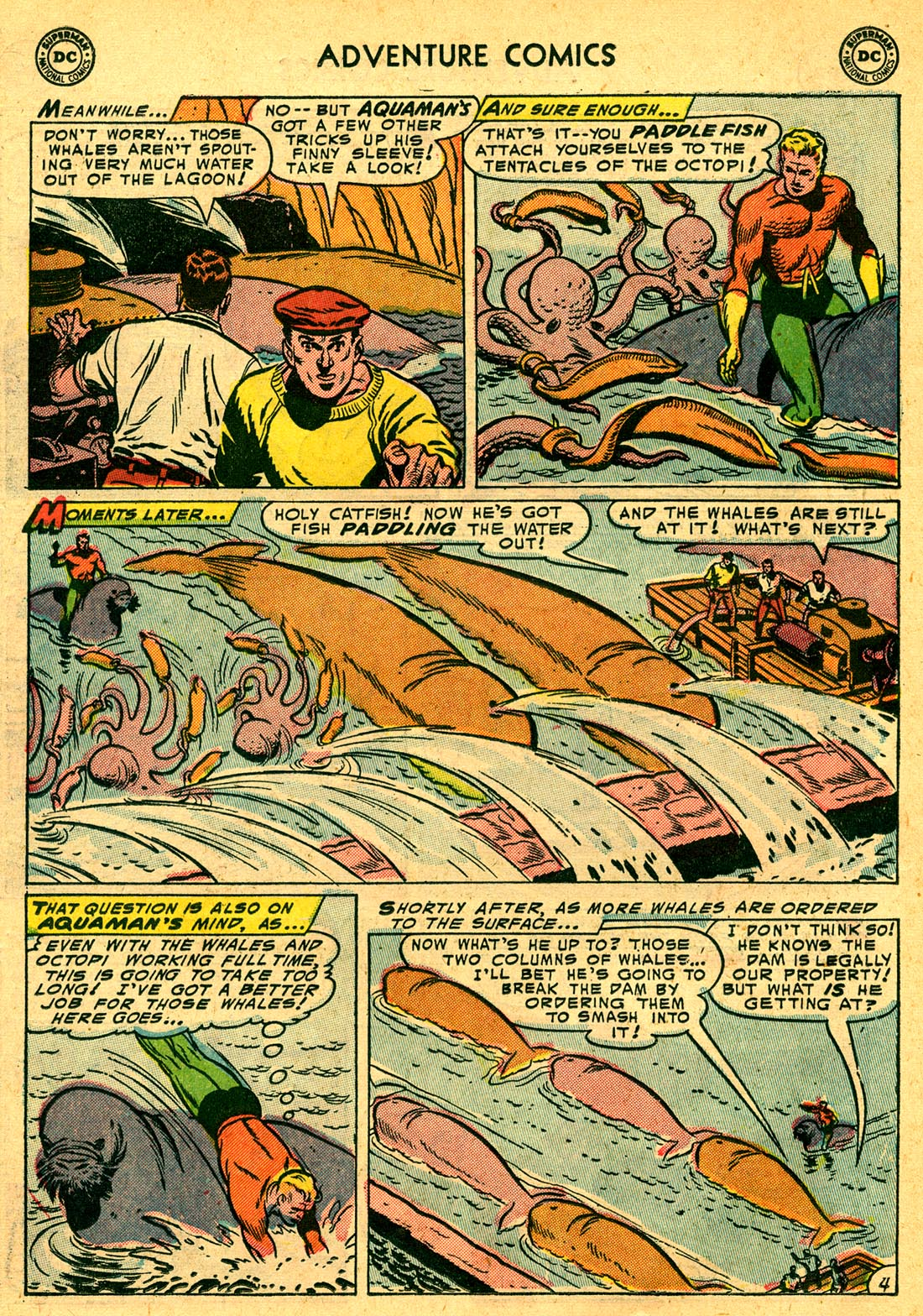 Read online Adventure Comics (1938) comic -  Issue #204 - 20