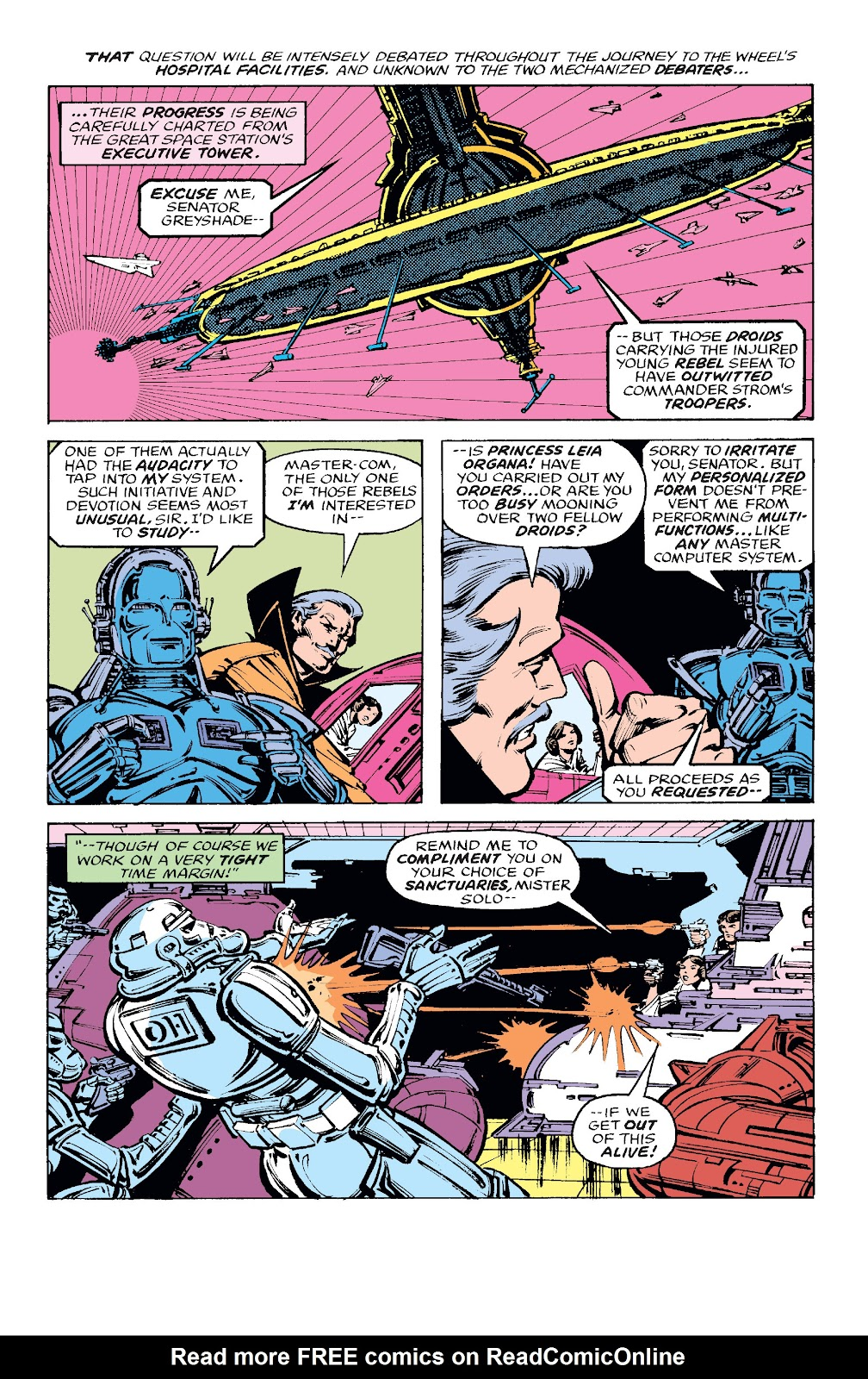Read online Star Wars Legends: The Original Marvel Years - Epic Collection comic -  Issue # TPB 1 (Part 4) - 36