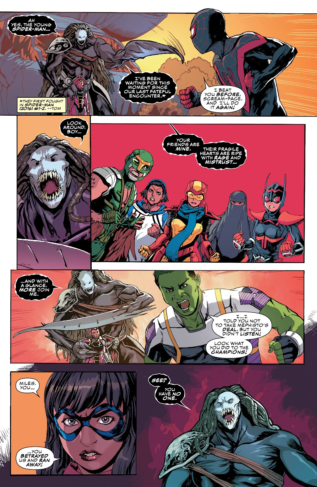 Read online Champions (2019) comic -  Issue #10 - 11