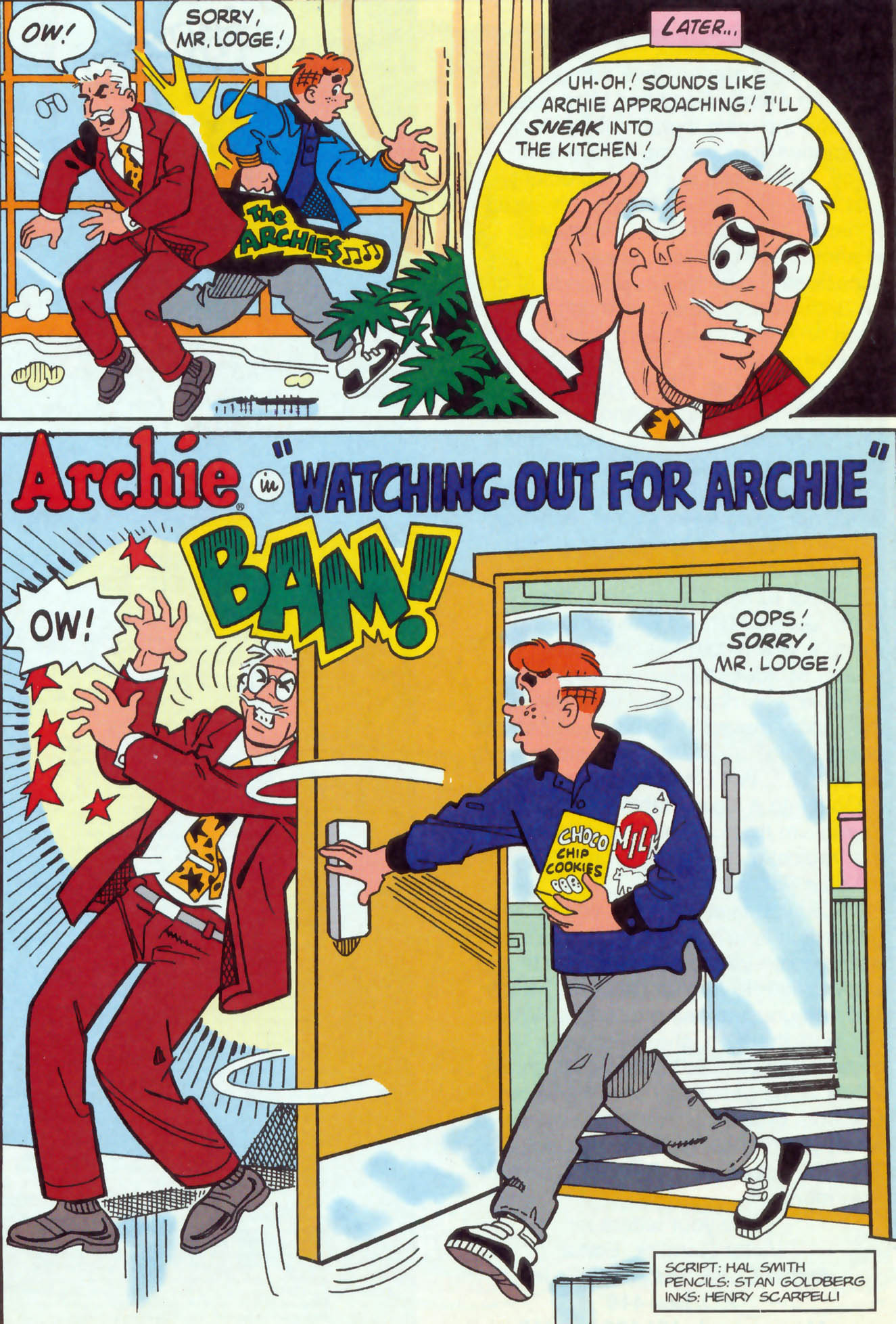 Read online Archie (1960) comic -  Issue #470 - 9