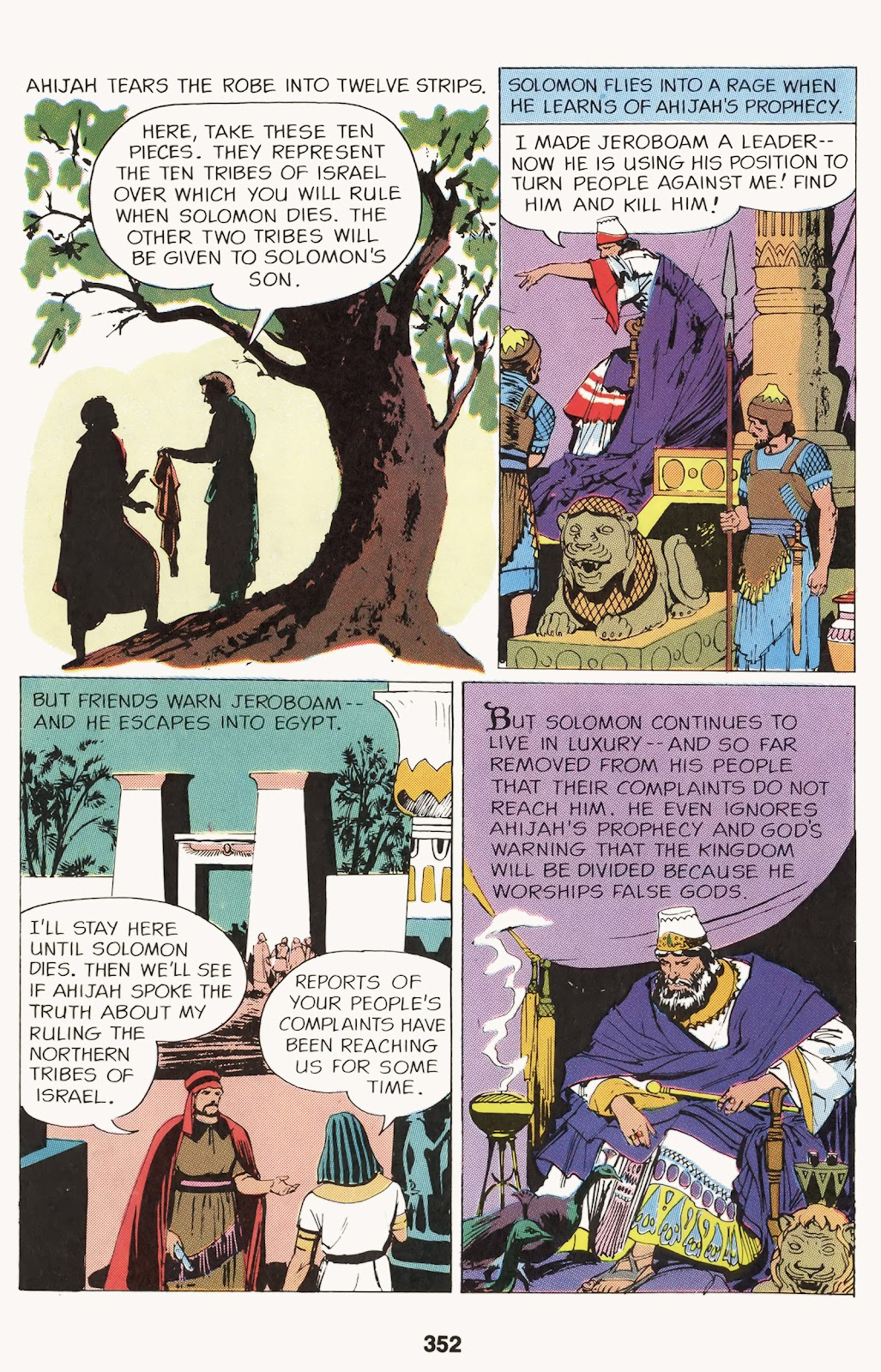 The Picture Bible issue TPB (Part 4) - Page 55
