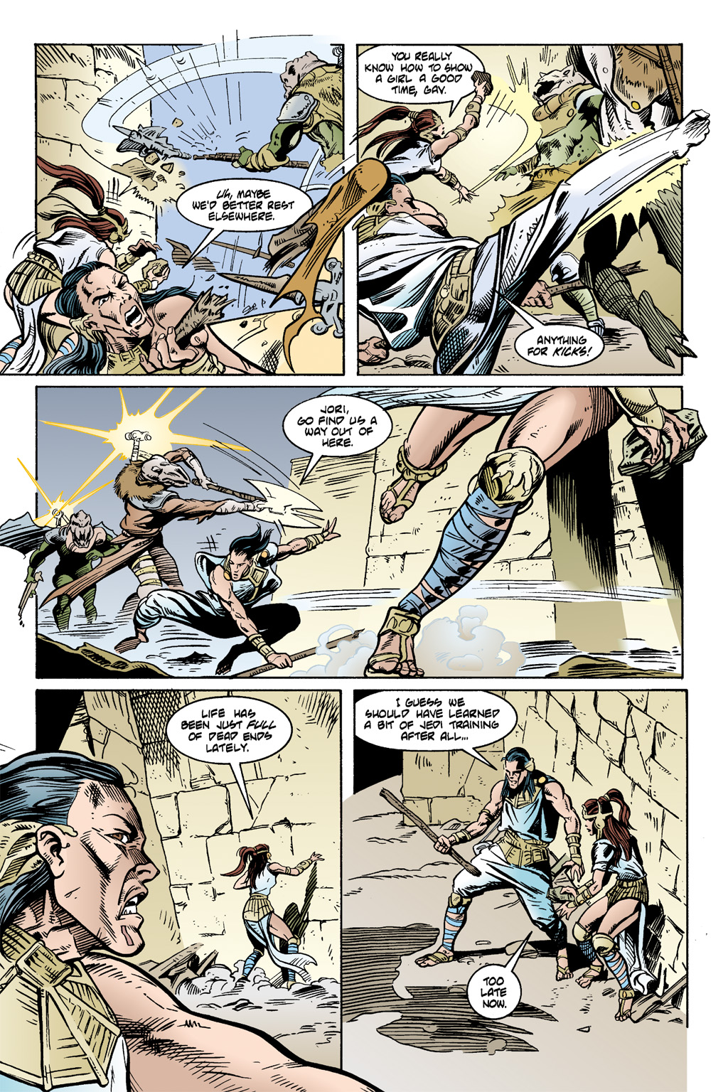 Read online Star Wars Omnibus comic -  Issue # Vol. 4 - 38
