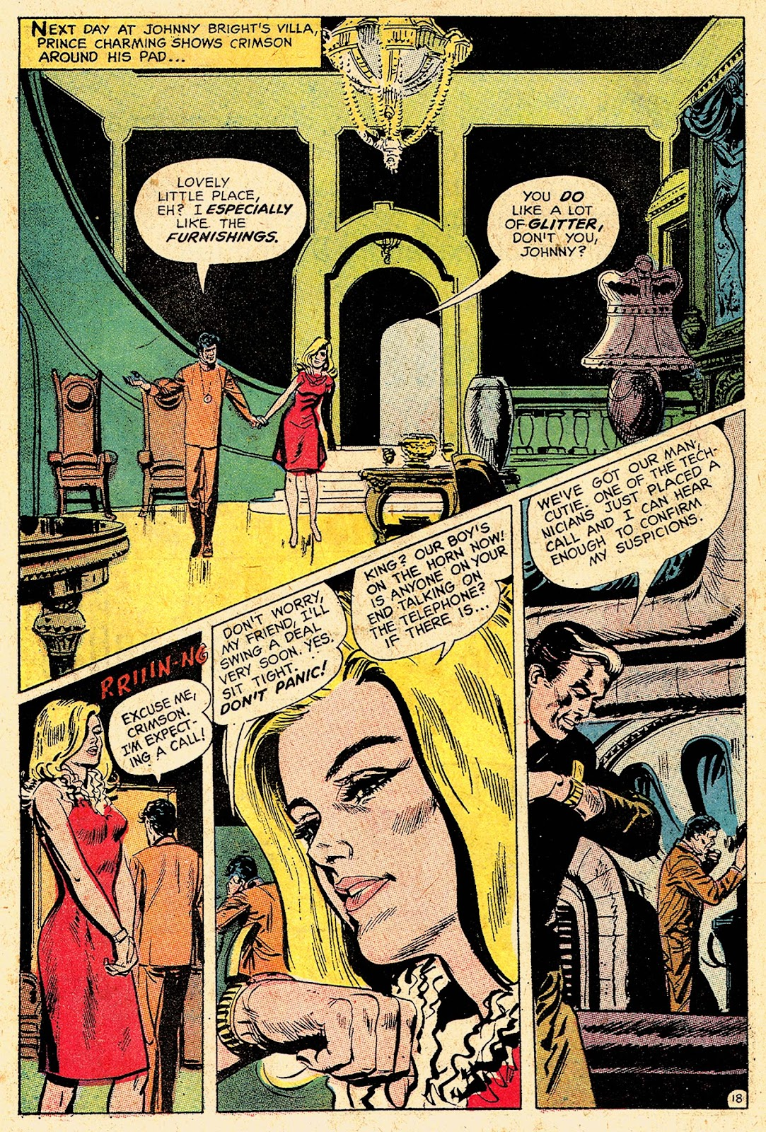 Secret Six (1968) issue 5 - Page 25