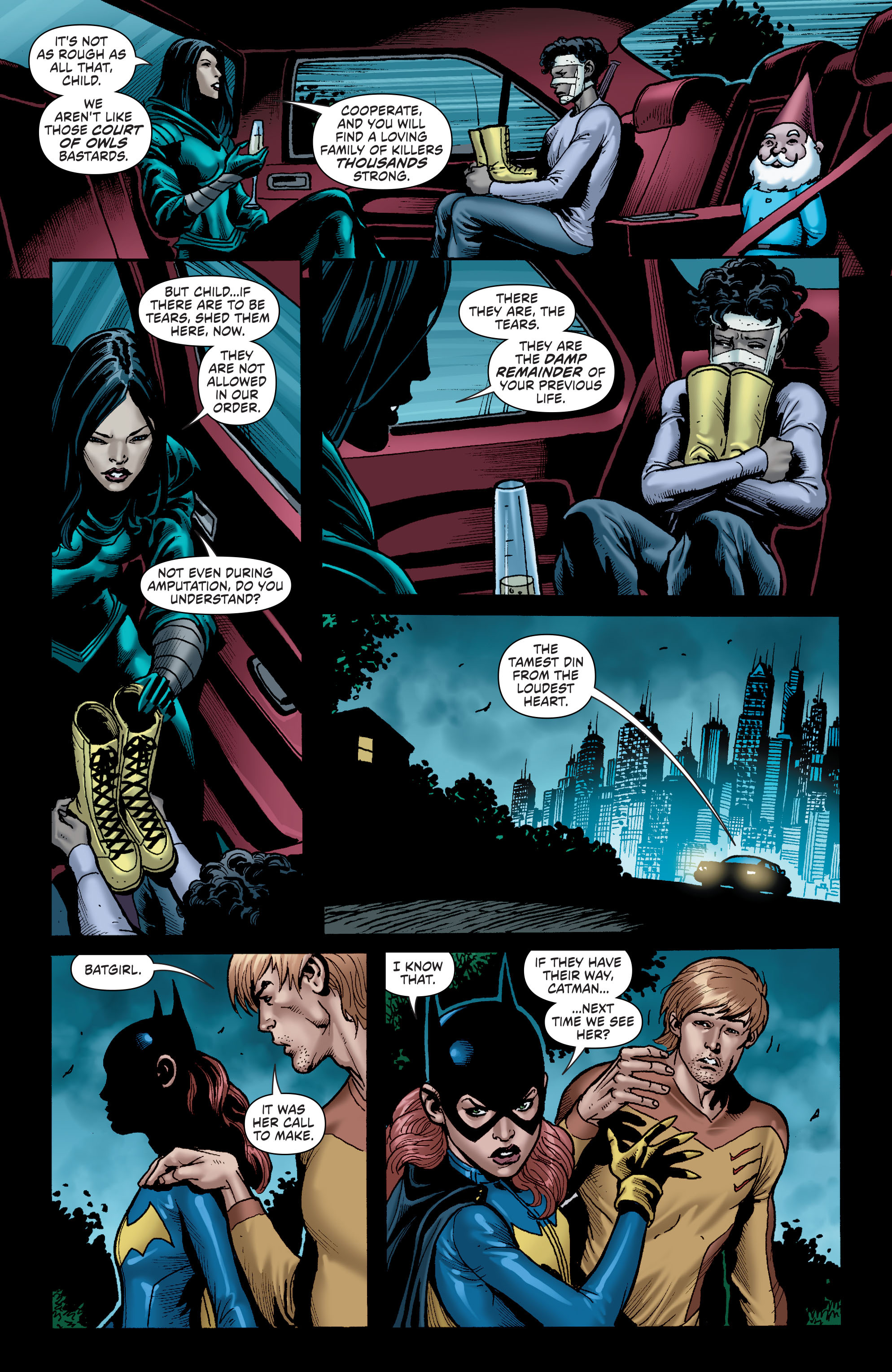 Read online Secret Six (2015) comic -  Issue #12 - 15