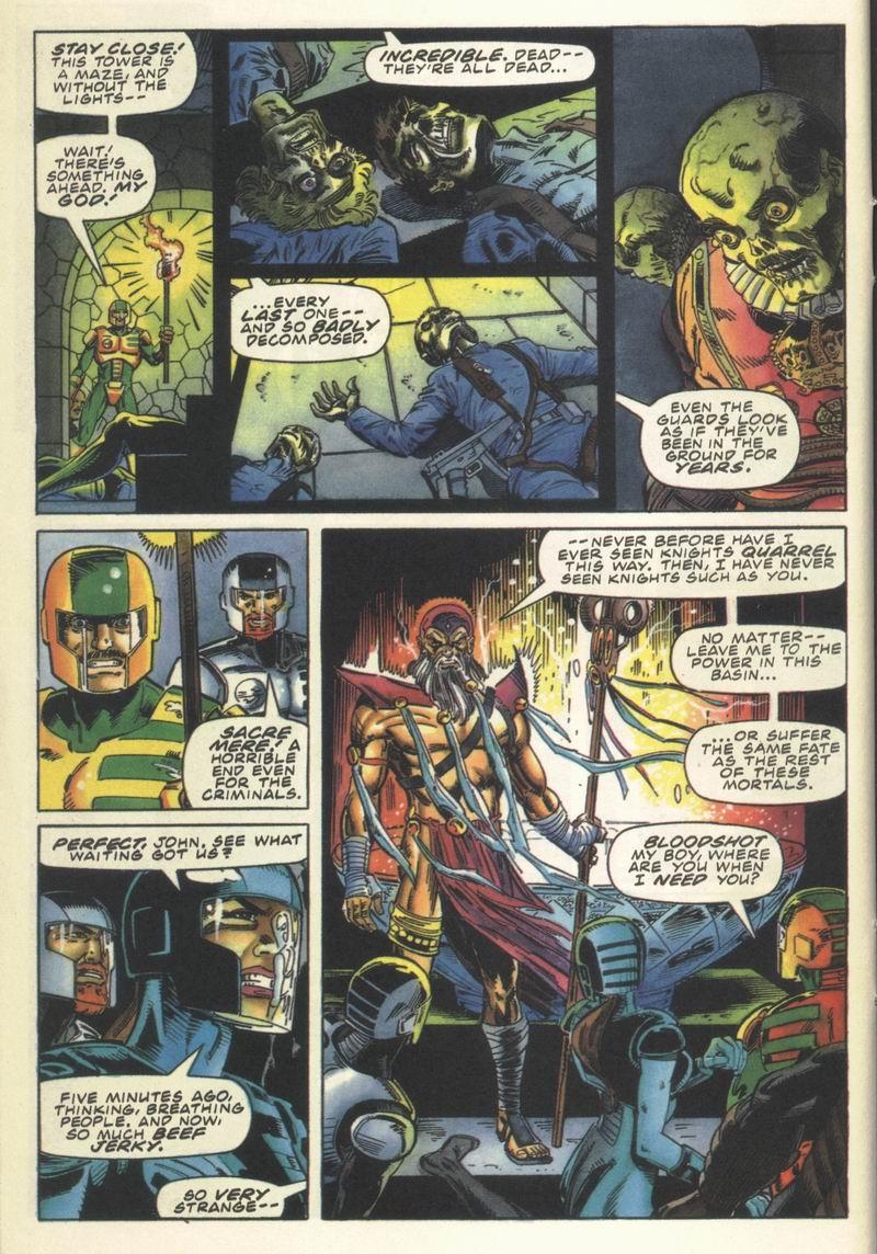 Read online Secret Weapons comic -  Issue #13 - 11