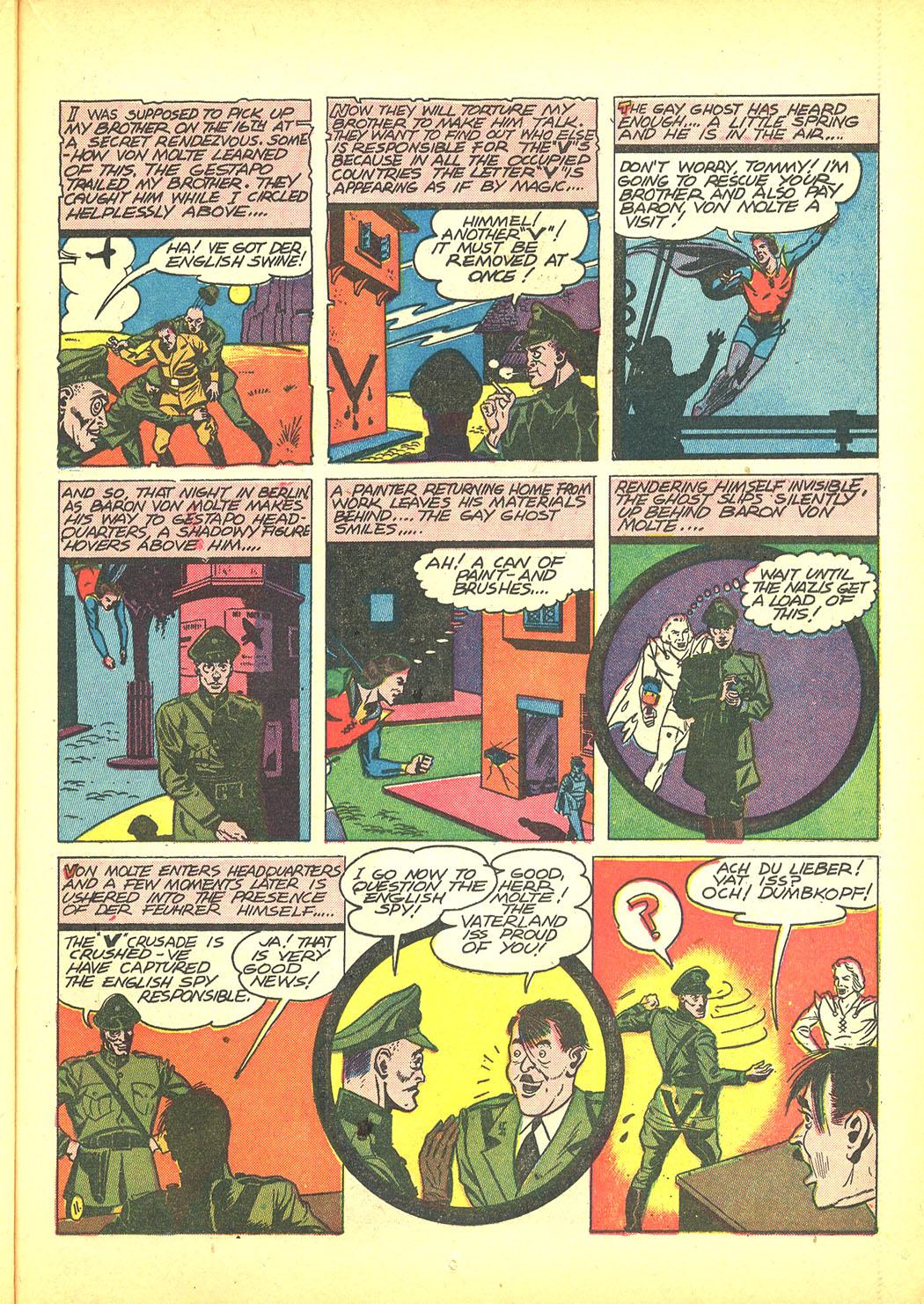 Read online Sensation (Mystery) Comics comic -  Issue #4 - 43