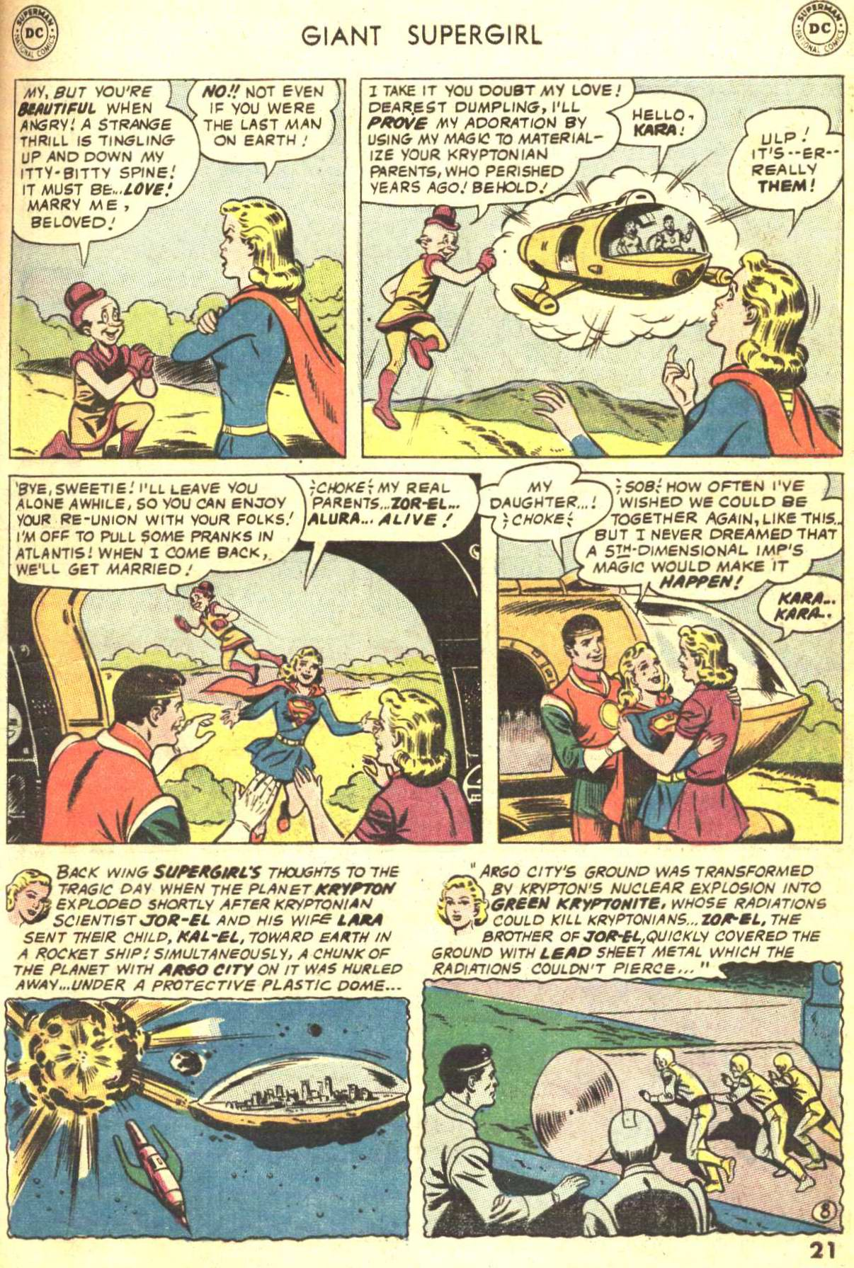 Read online Action Comics (1938) comic -  Issue #373 - 21