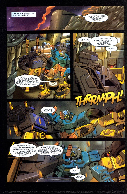 Read online Transformers Armada comic -  Issue #10 - 15