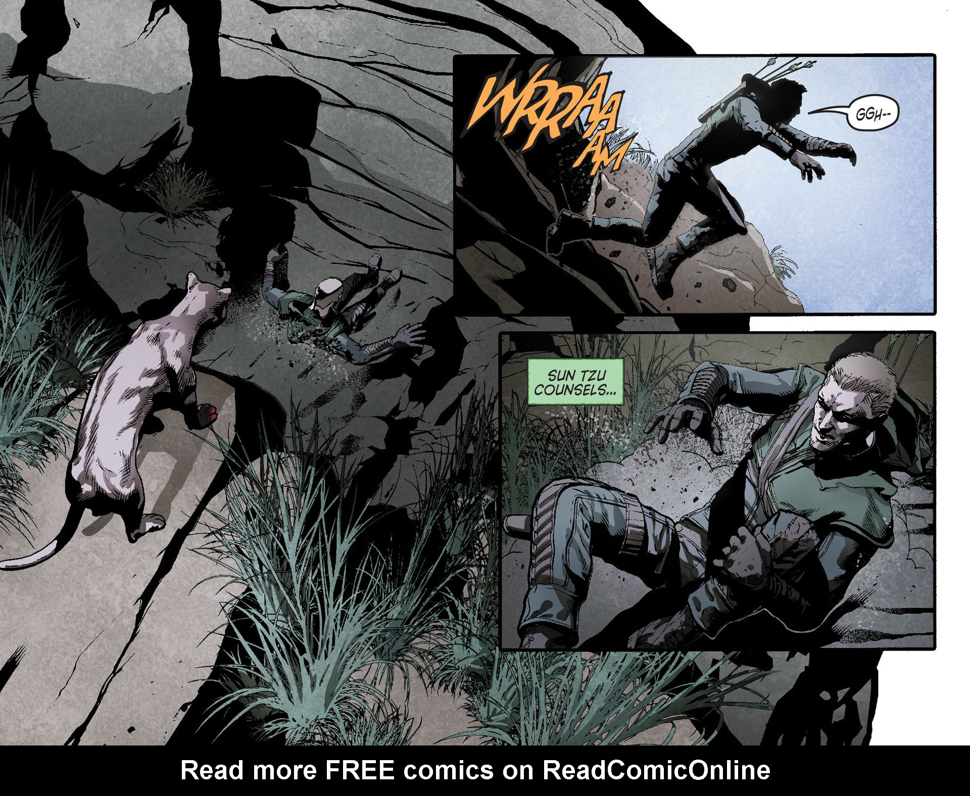 Read online Arrow [II] comic -  Issue #23 - 13