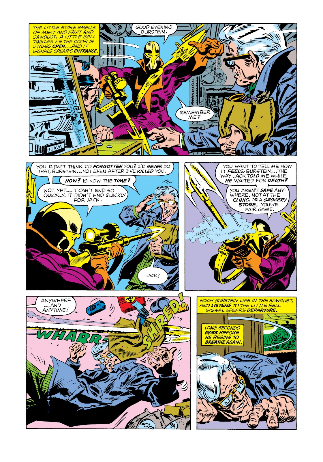Read online Marvel Masterworks: Luke Cage, Power Man comic -  Issue # TPB 3 (Part 1) - 56