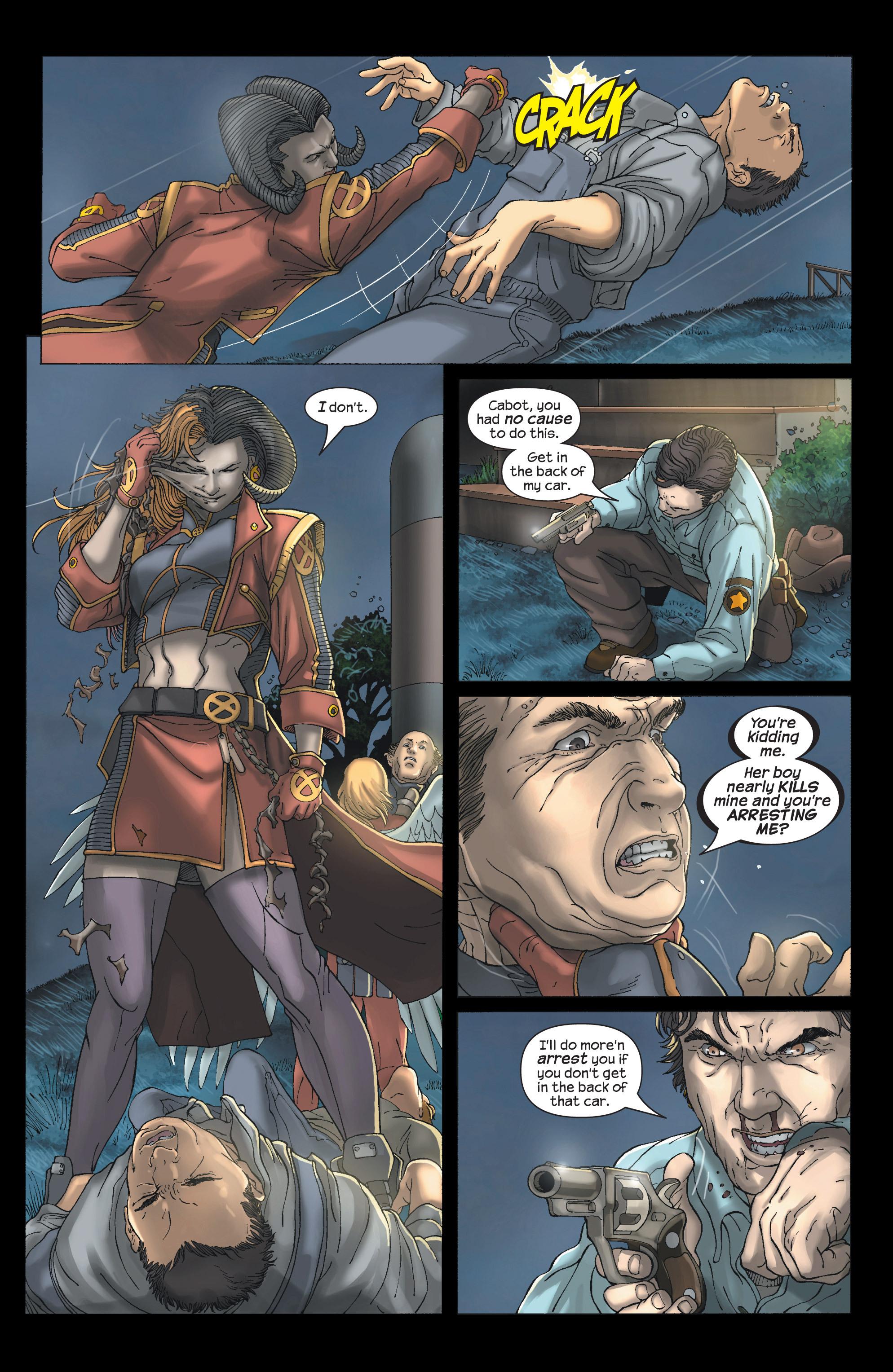 Read online Uncanny X-Men (1963) comic -  Issue #438 - 13