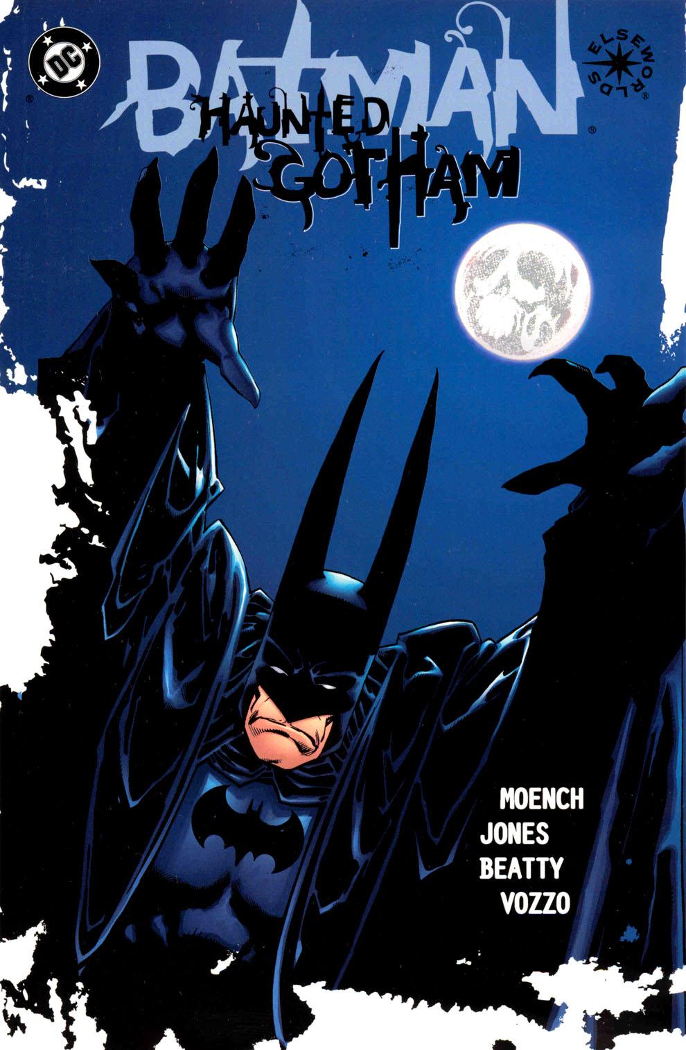 Batman: Haunted Gotham 1 Page 1