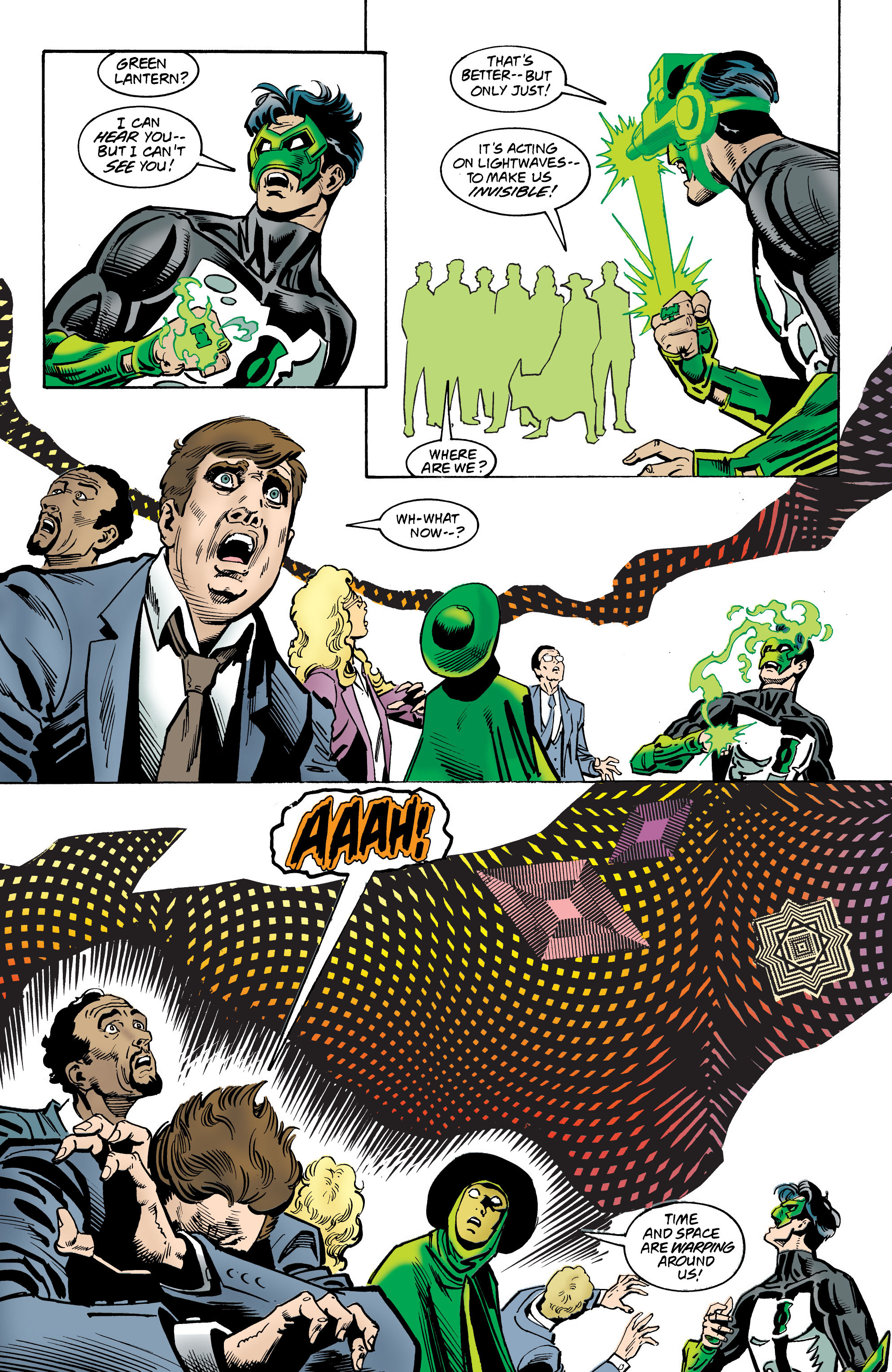Read online Anarky (1999) comic -  Issue #3 - 12
