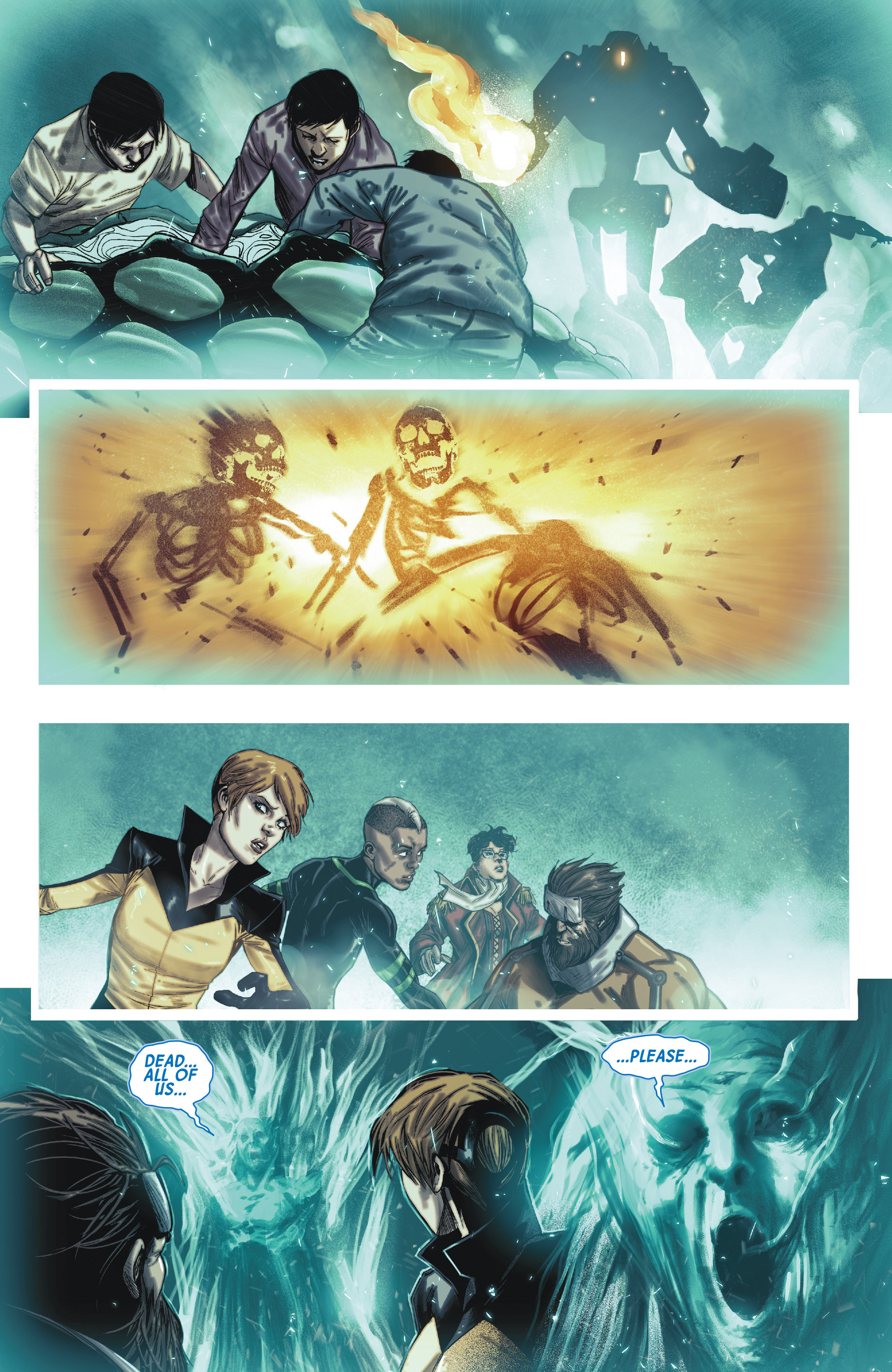 Read online All-New Inhumans comic -  Issue #2 - 20