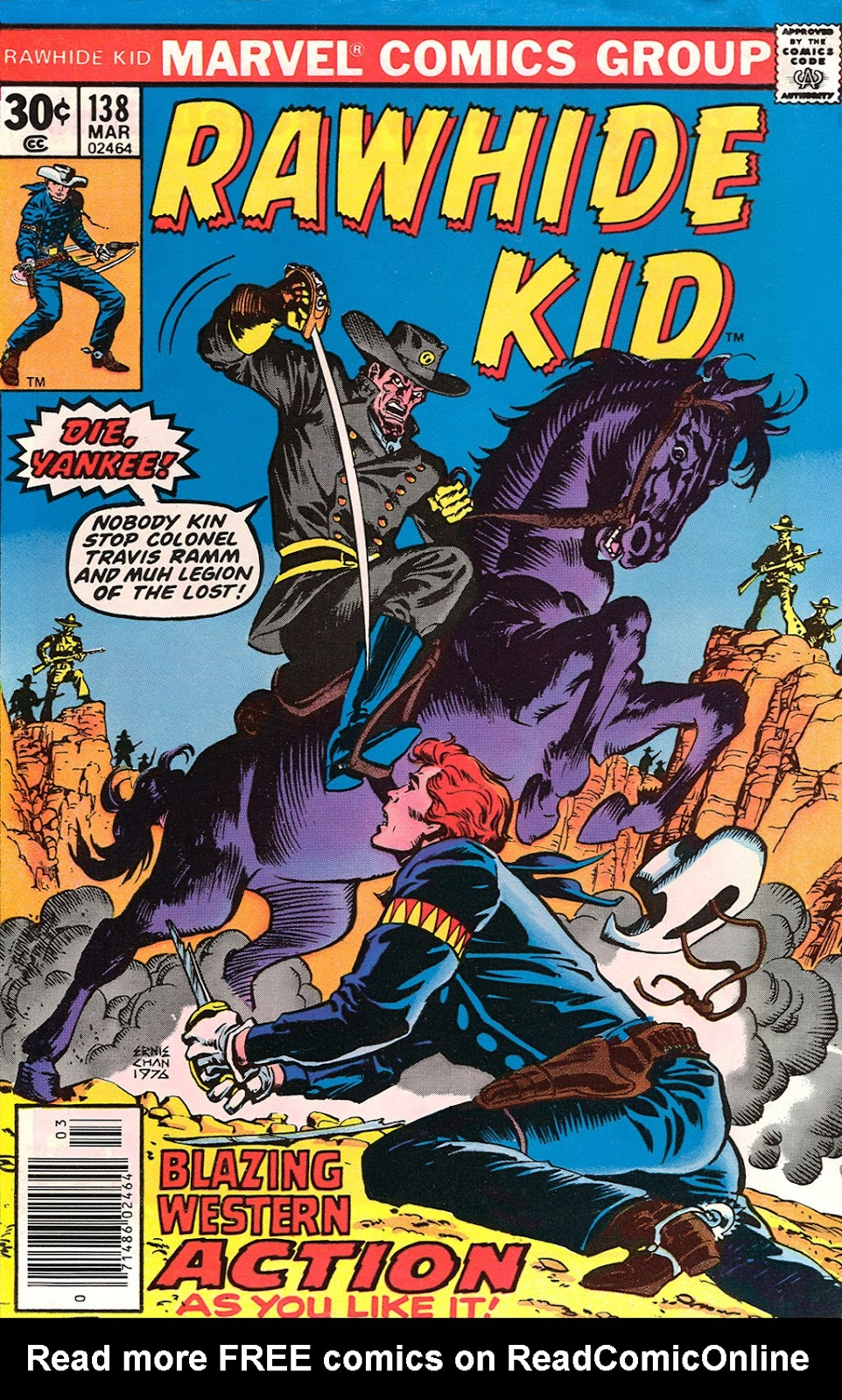 The Rawhide Kid (1955) issue 138 - Page 1