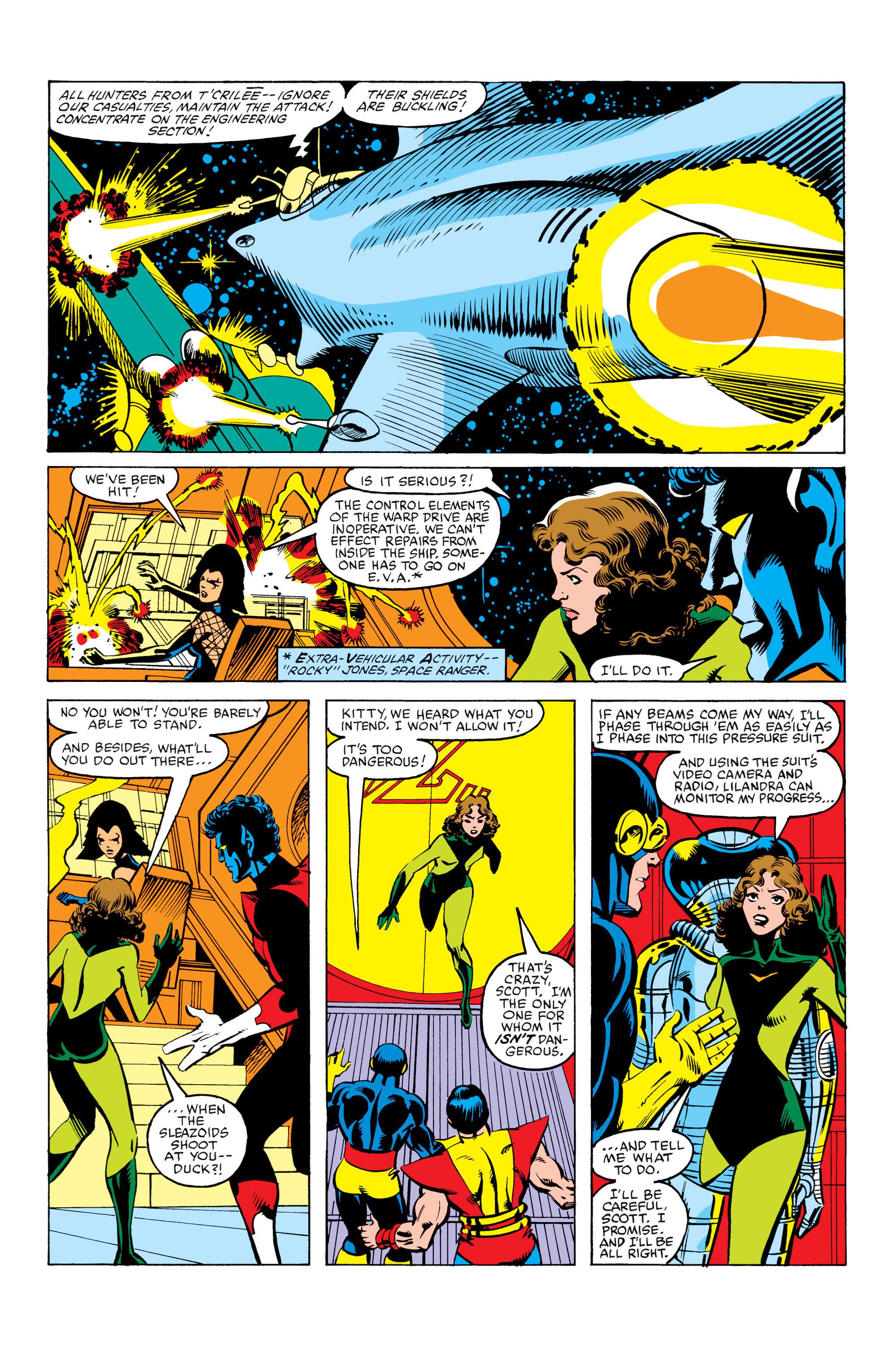 Read online Uncanny X-Men (1963) comic -  Issue #164 - 7