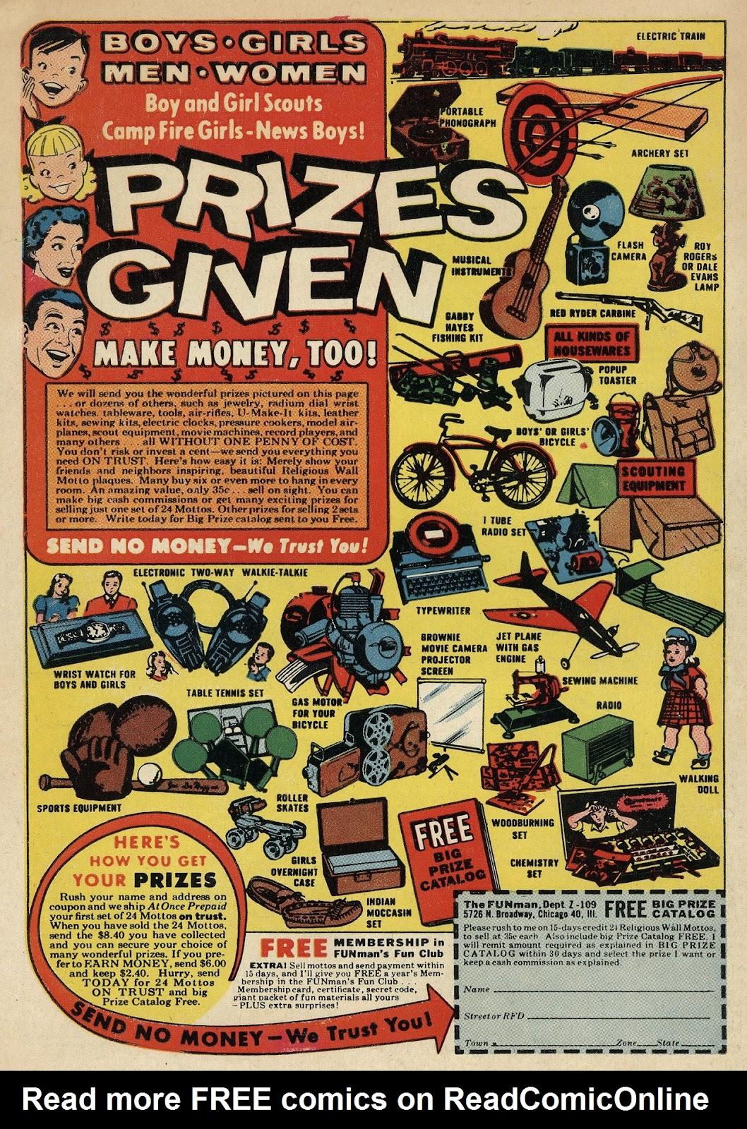 Read online Fightin' Navy comic -  Issue #86 - 35
