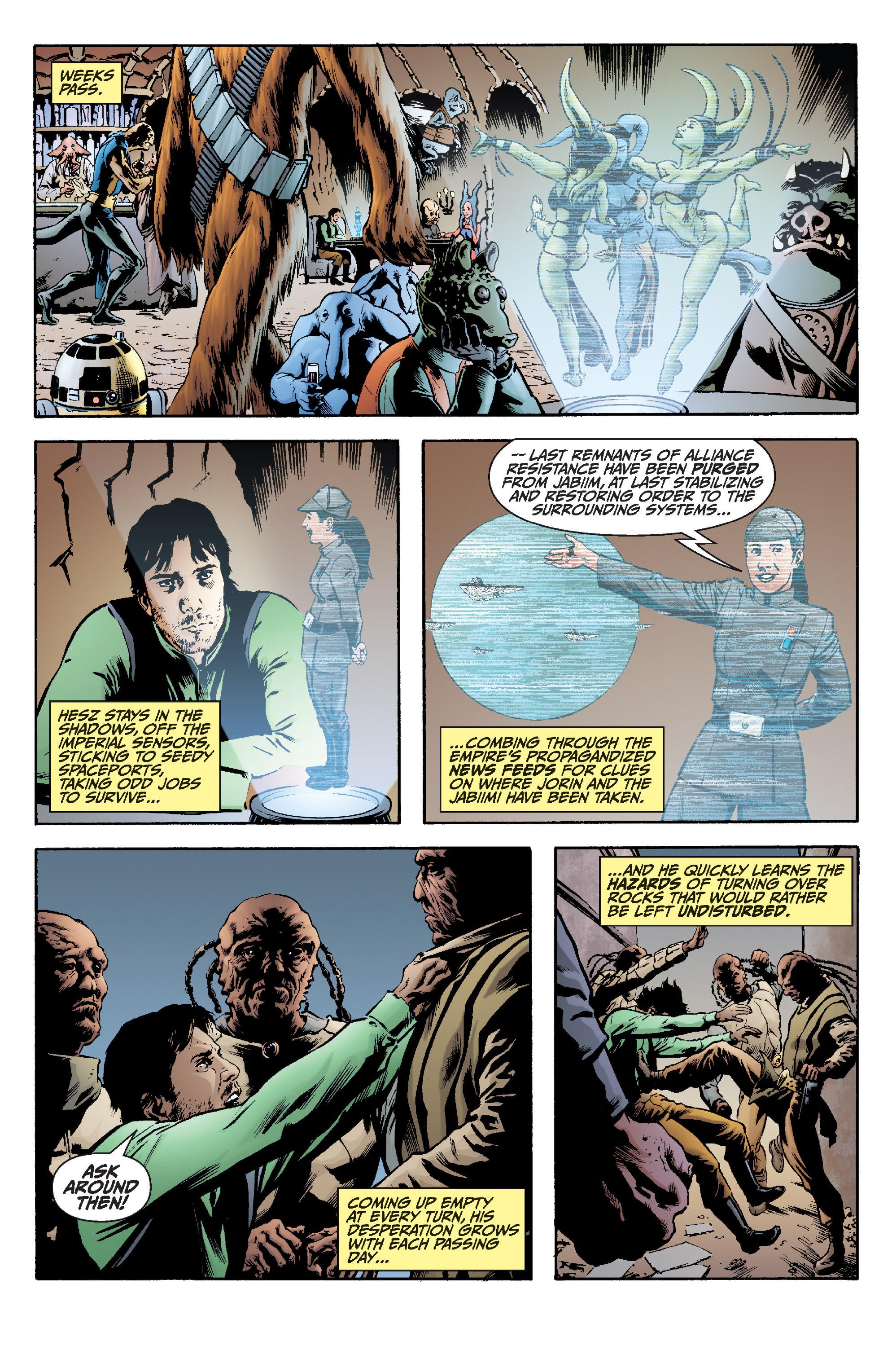 Read online Star Wars Omnibus comic -  Issue # Vol. 22 - 320