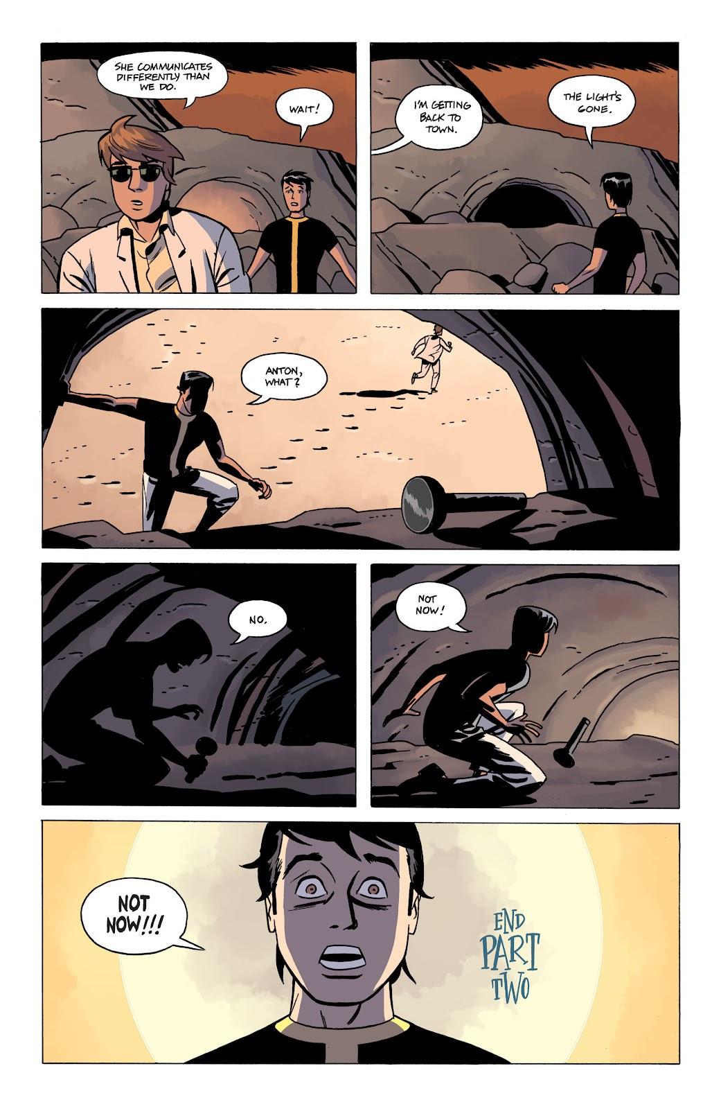 Read online The Twilight Children comic -  Issue #2 - 31