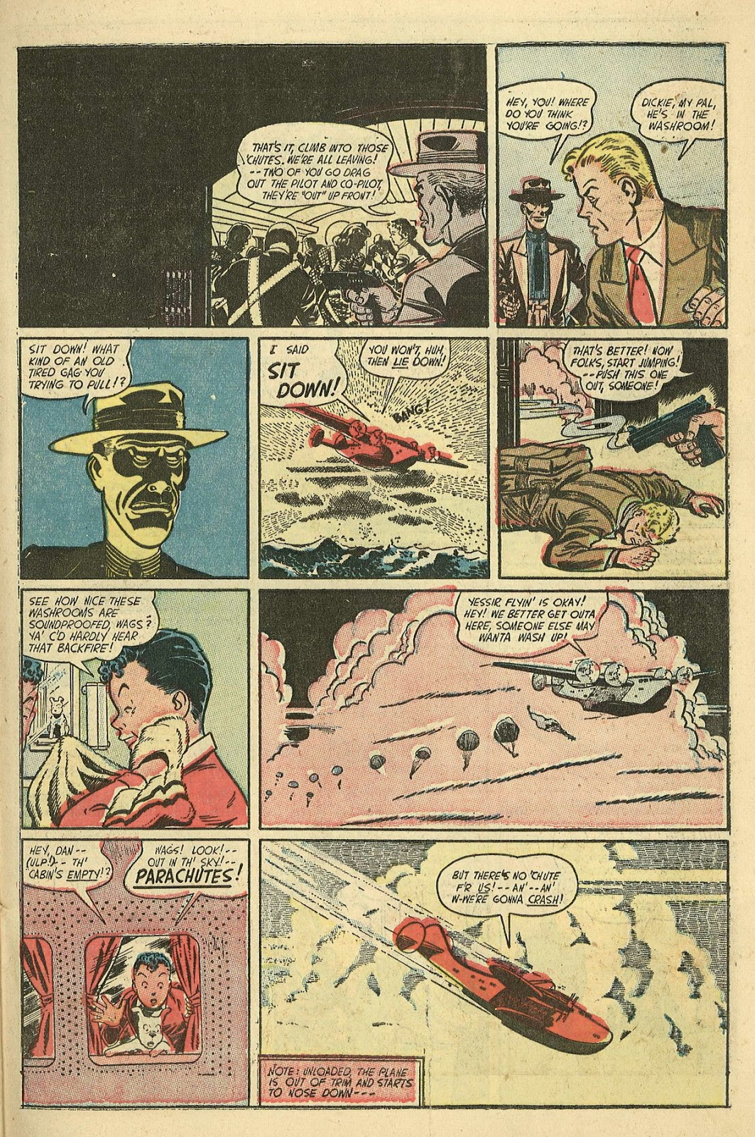 Read online Famous Funnies comic -  Issue #198 - 27