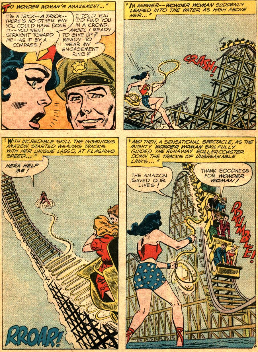 Read online Wonder Woman (1942) comic -  Issue #99 - 28