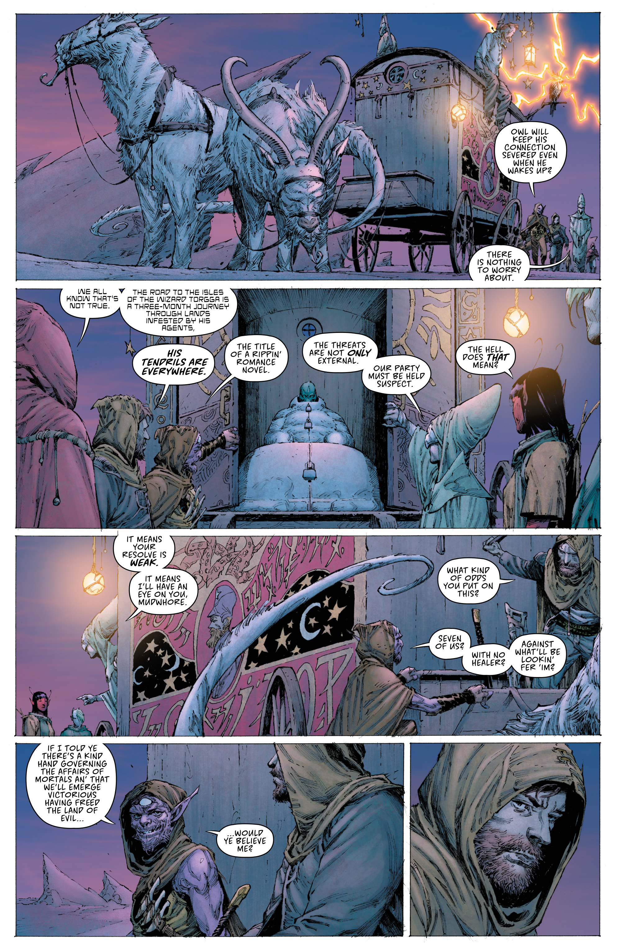Read online Seven To Eternity comic -  Issue #3 - 22
