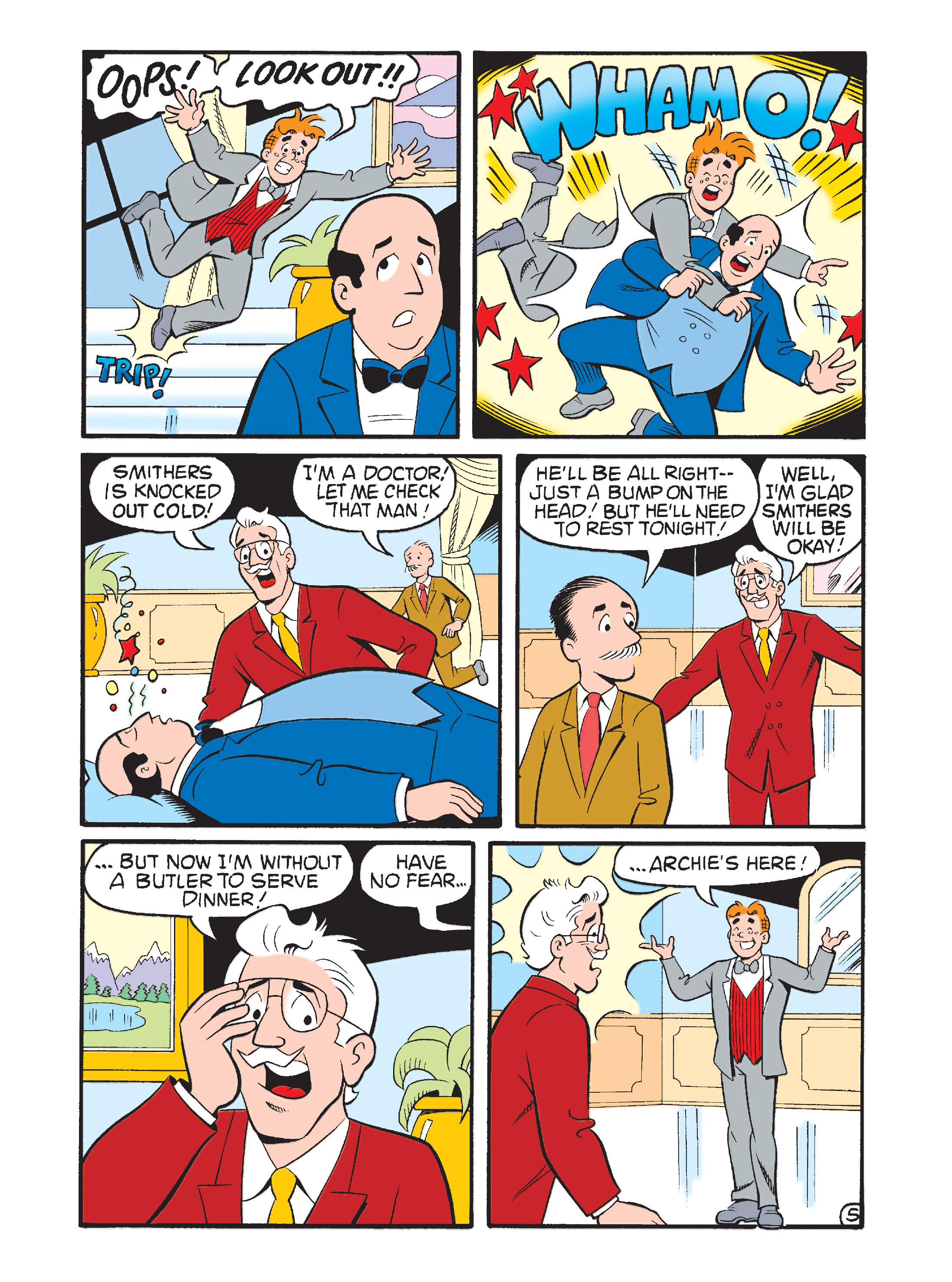 Read online Archie 1000 Page Comics Bonanza comic -  Issue #2 (Part 2) - 167